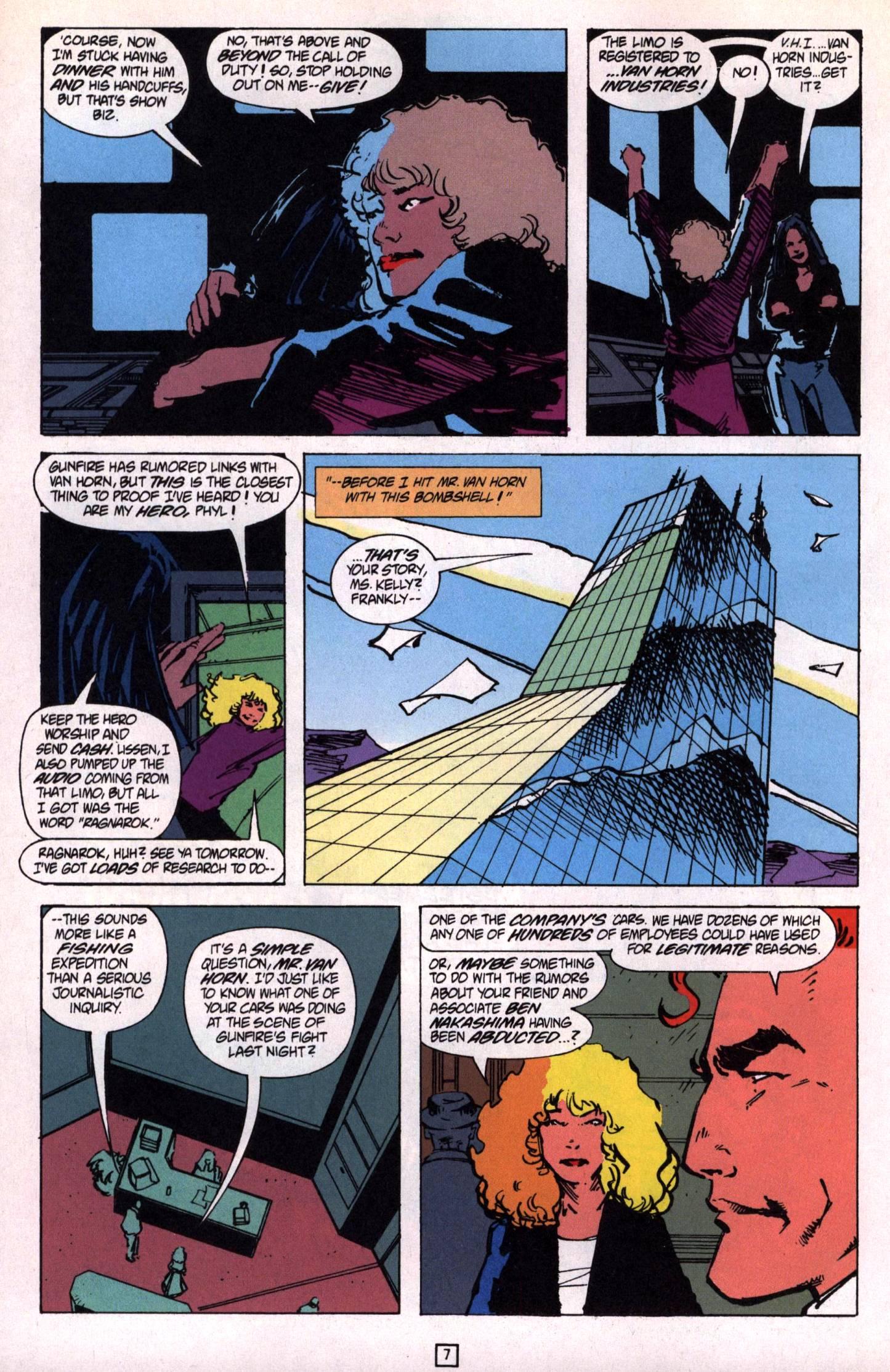 Read online Gunfire comic -  Issue #9 - 10