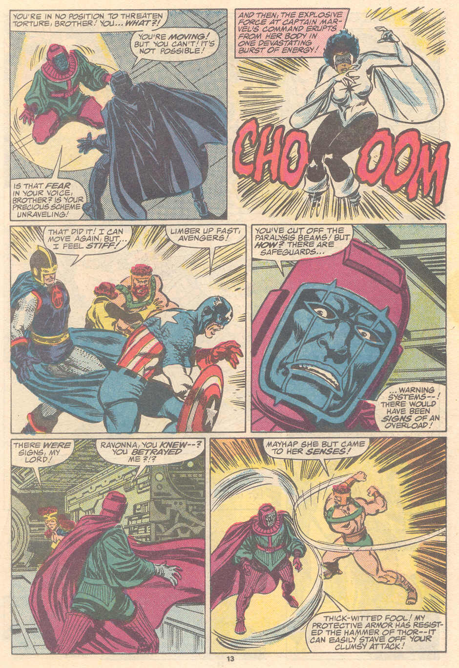 The Avengers (1963) 269 Page 13