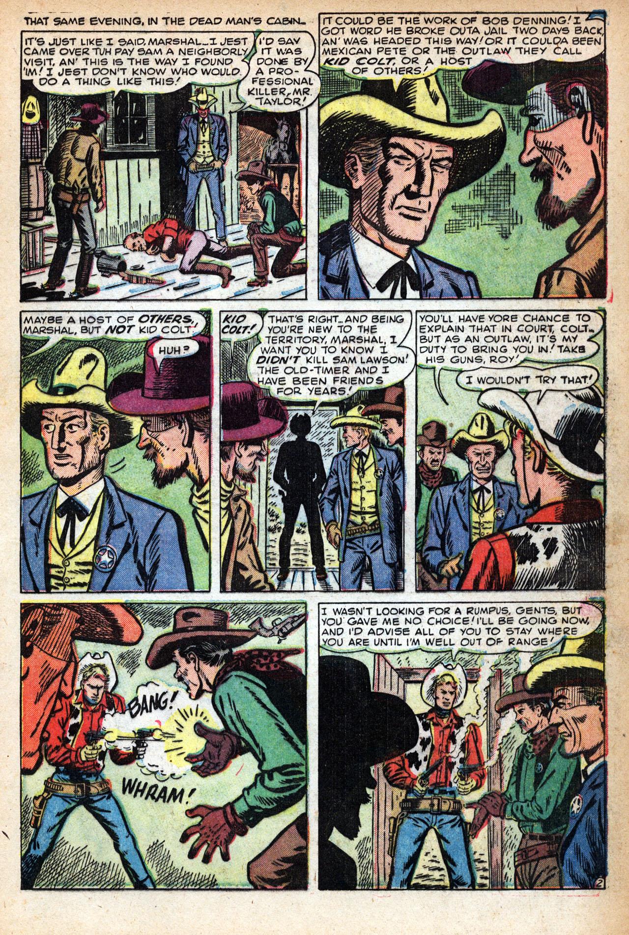 Read online Two-Gun Kid comic -  Issue #18 - 21