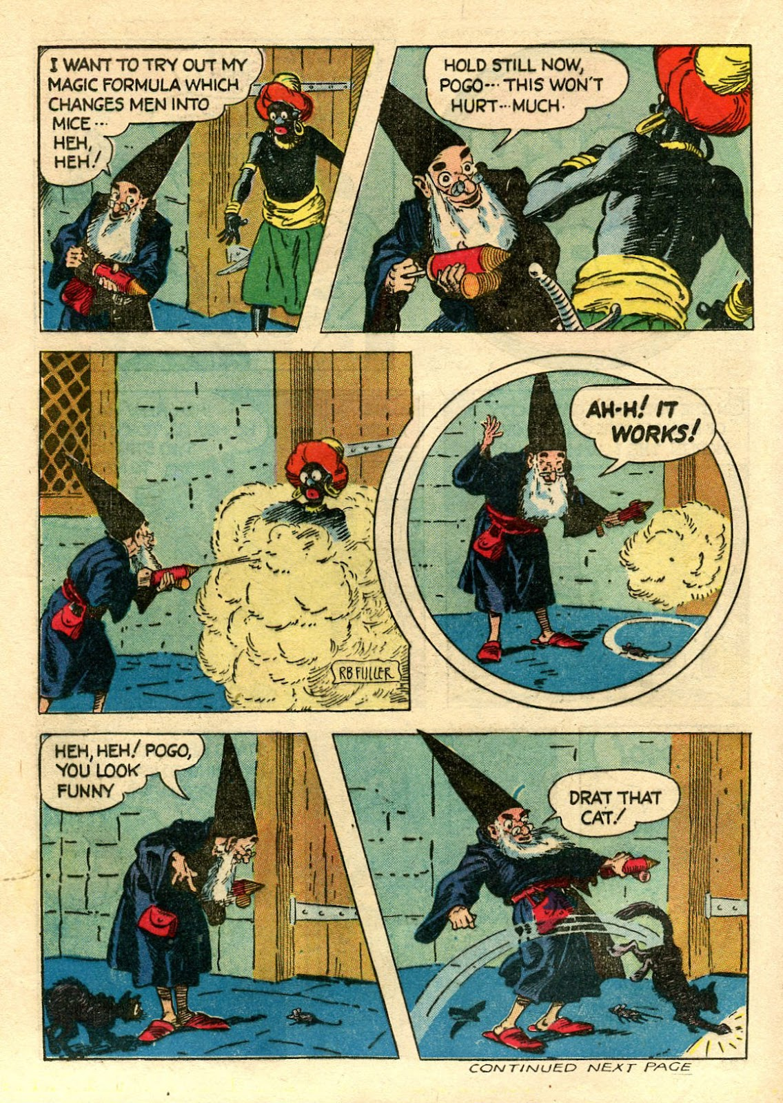 Read online Famous Funnies comic -  Issue #106 - 44