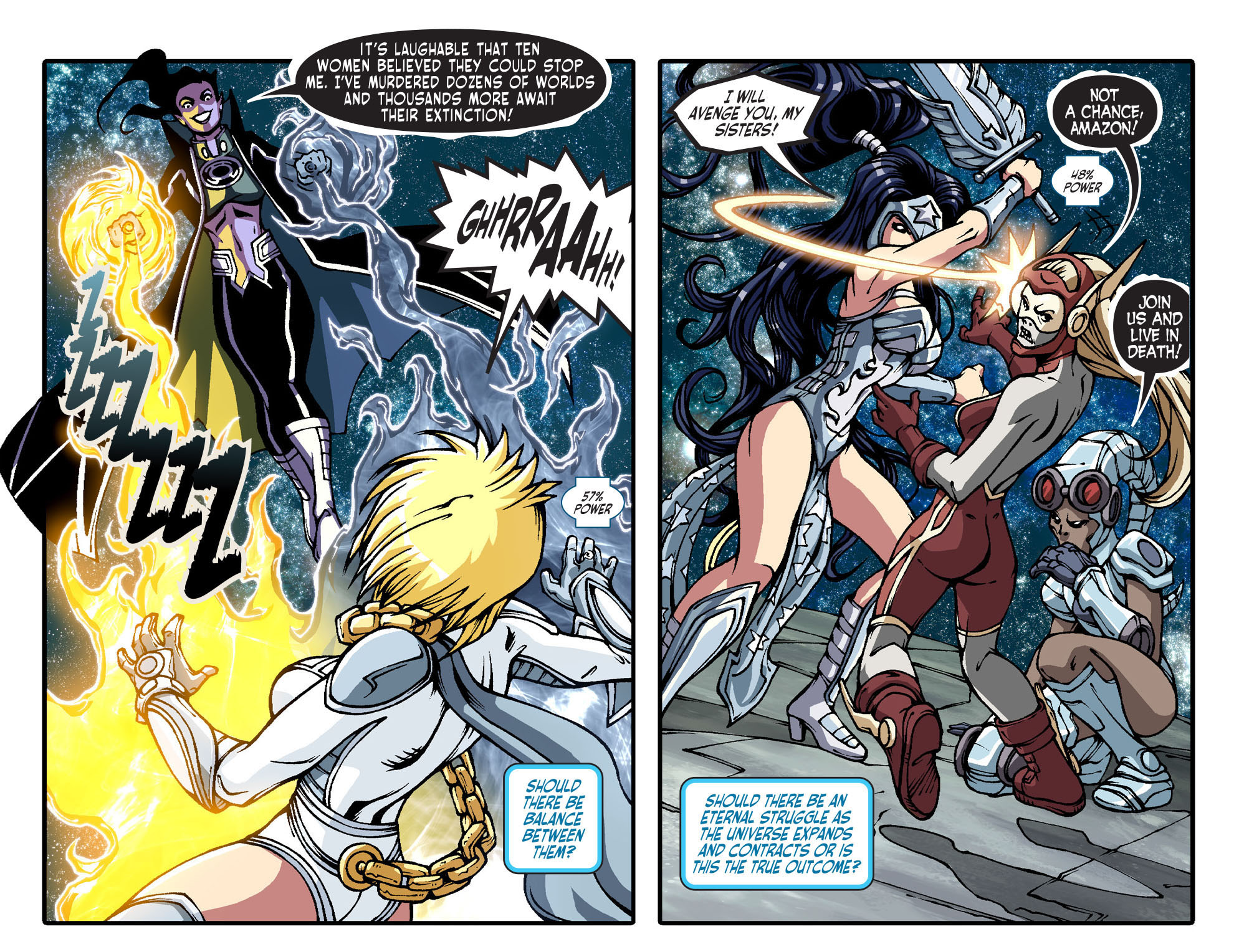Read online Ame-Comi Girls comic -  Issue #18 - 7