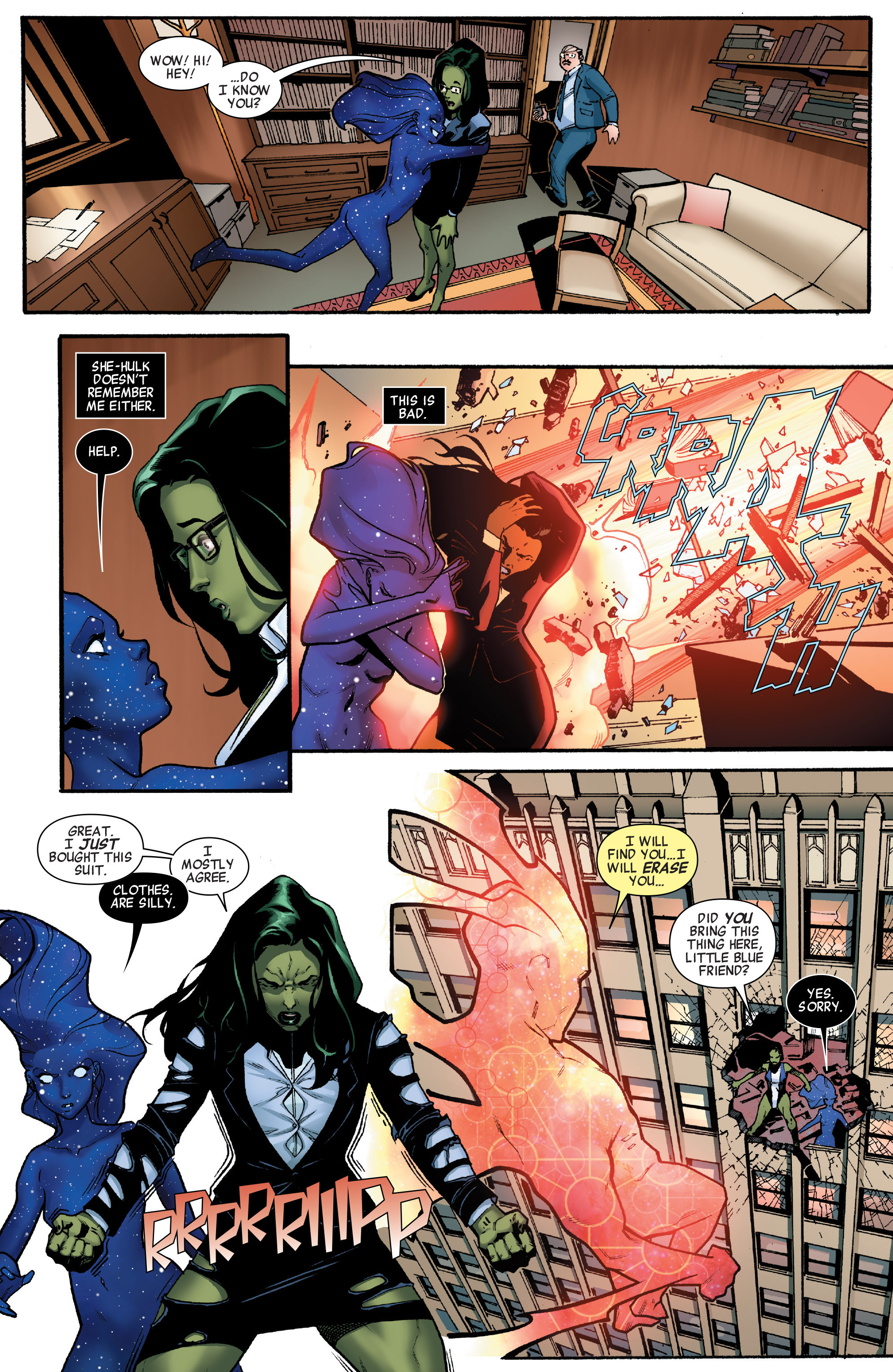 Read online A-Force (2016) comic -  Issue #1 - 16