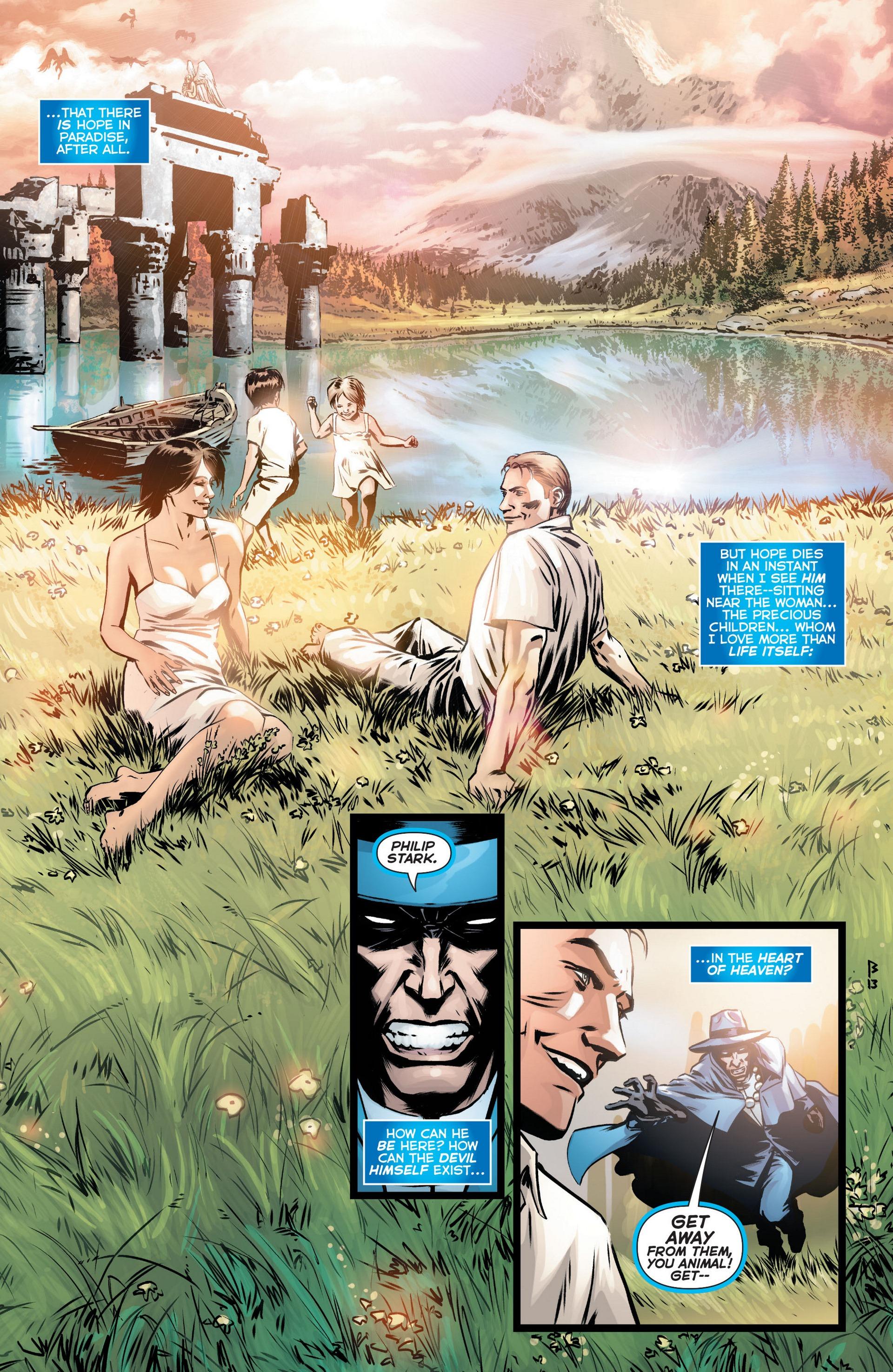 Read online Trinity of Sin: The Phantom Stranger comic -  Issue #10 - 10
