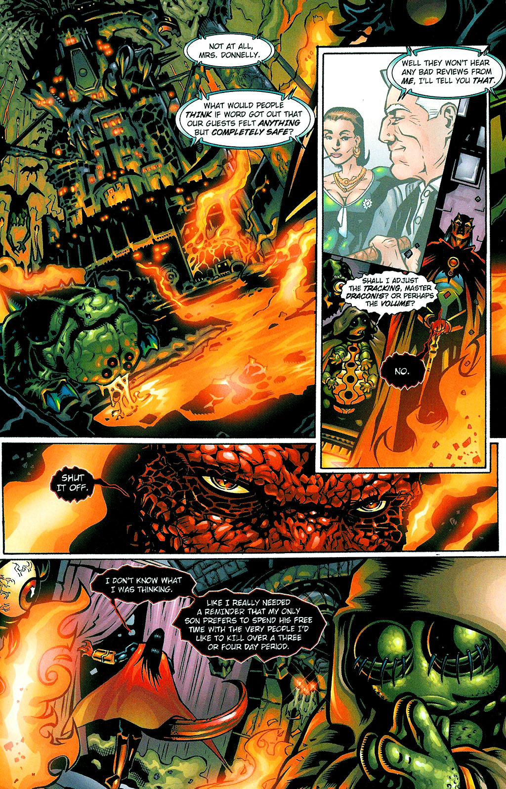 Read online Noble Causes (2002) comic -  Issue #1 - 9