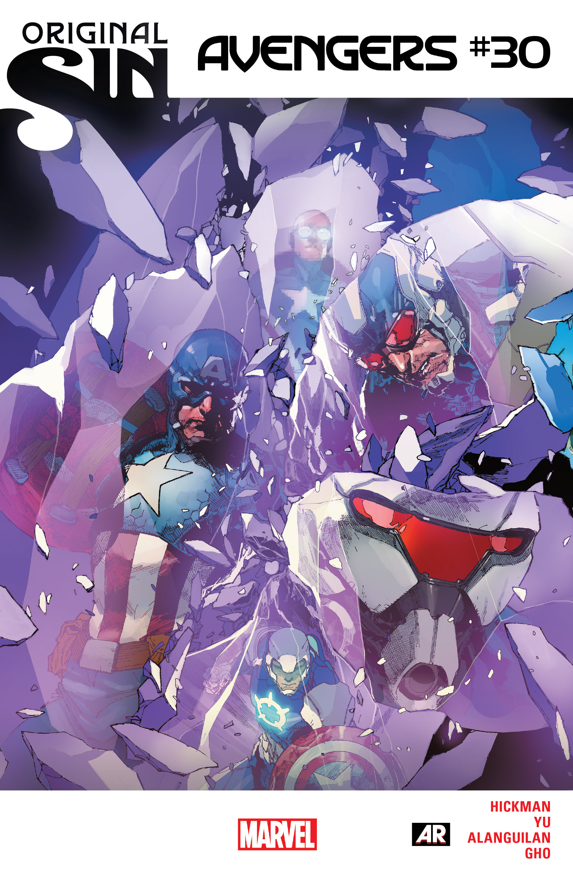 Read online Avengers (2013) comic -  Issue #30 - 1