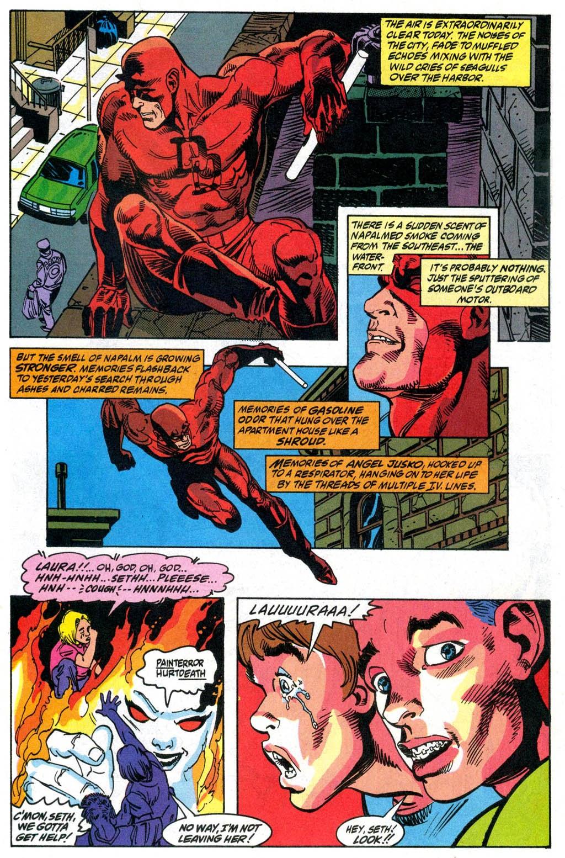Read online Daredevil vs. Vapora comic -  Issue # Full - 12