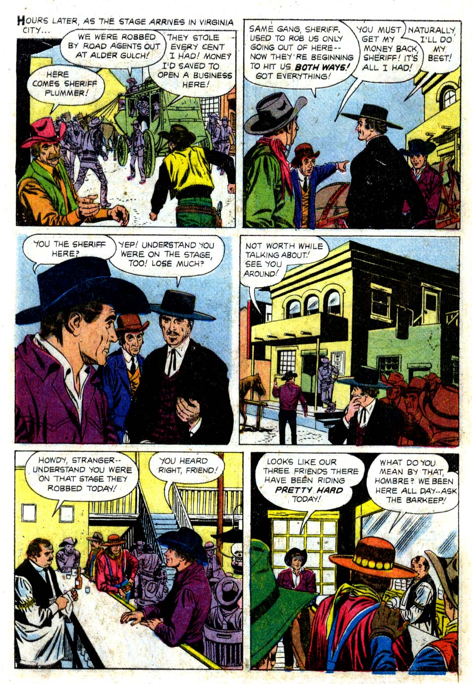 Four Color Comics issue 876 - Page 8