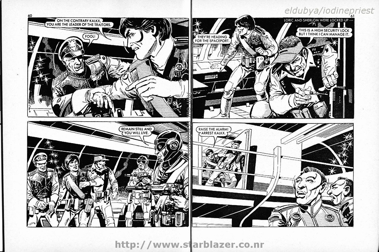 Starblazer issue 97 - Page 32