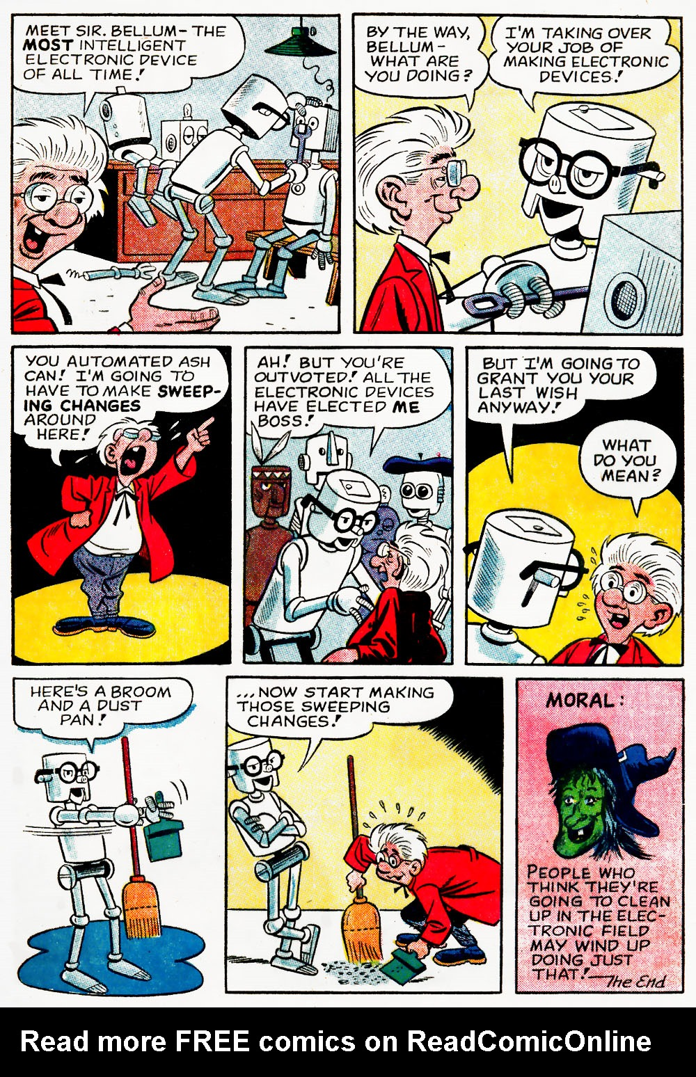 Archie's Madhouse issue 23 - Page 13