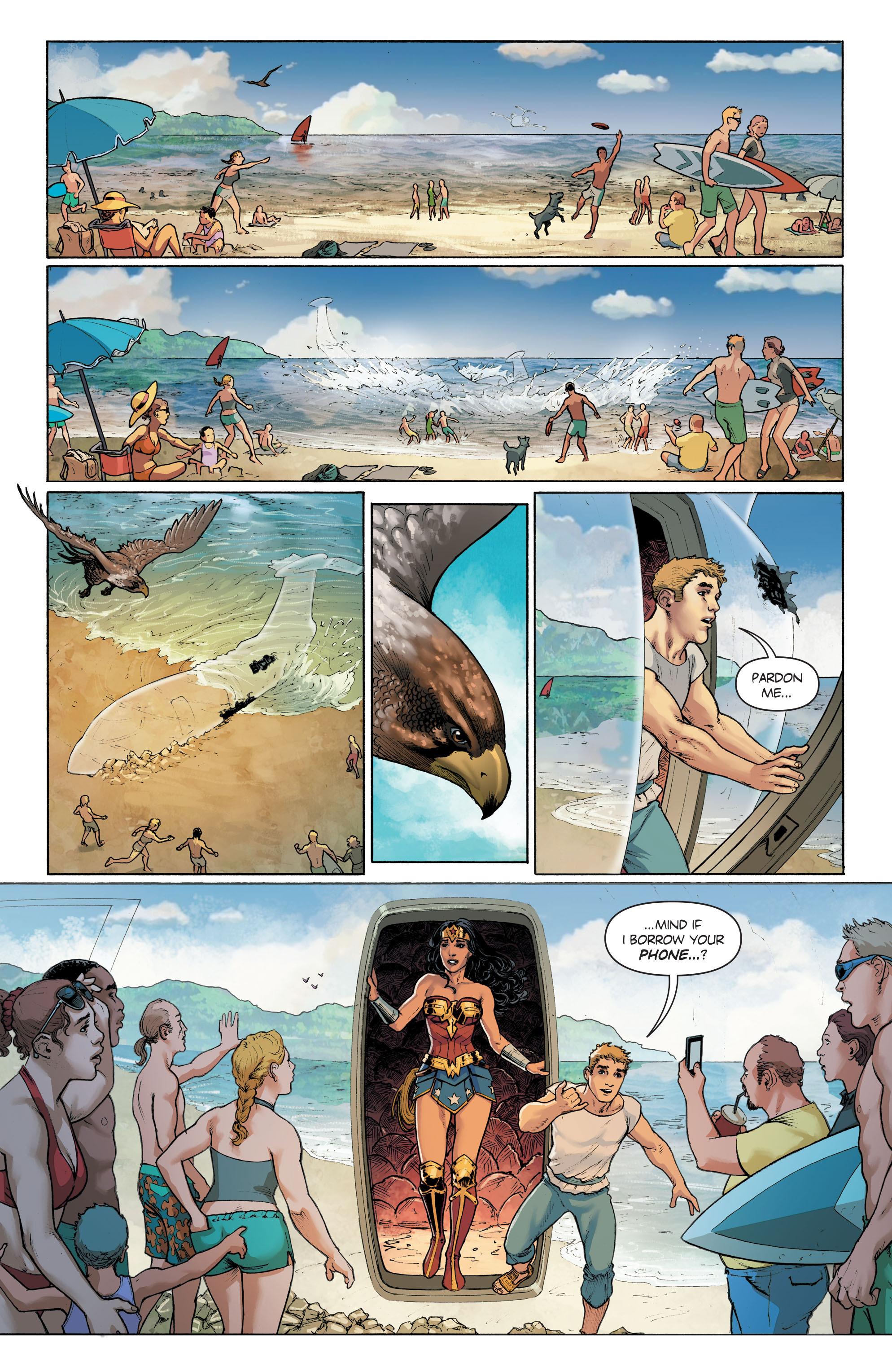 Read online Wonder Woman (2016) comic -  Issue #6 - 5