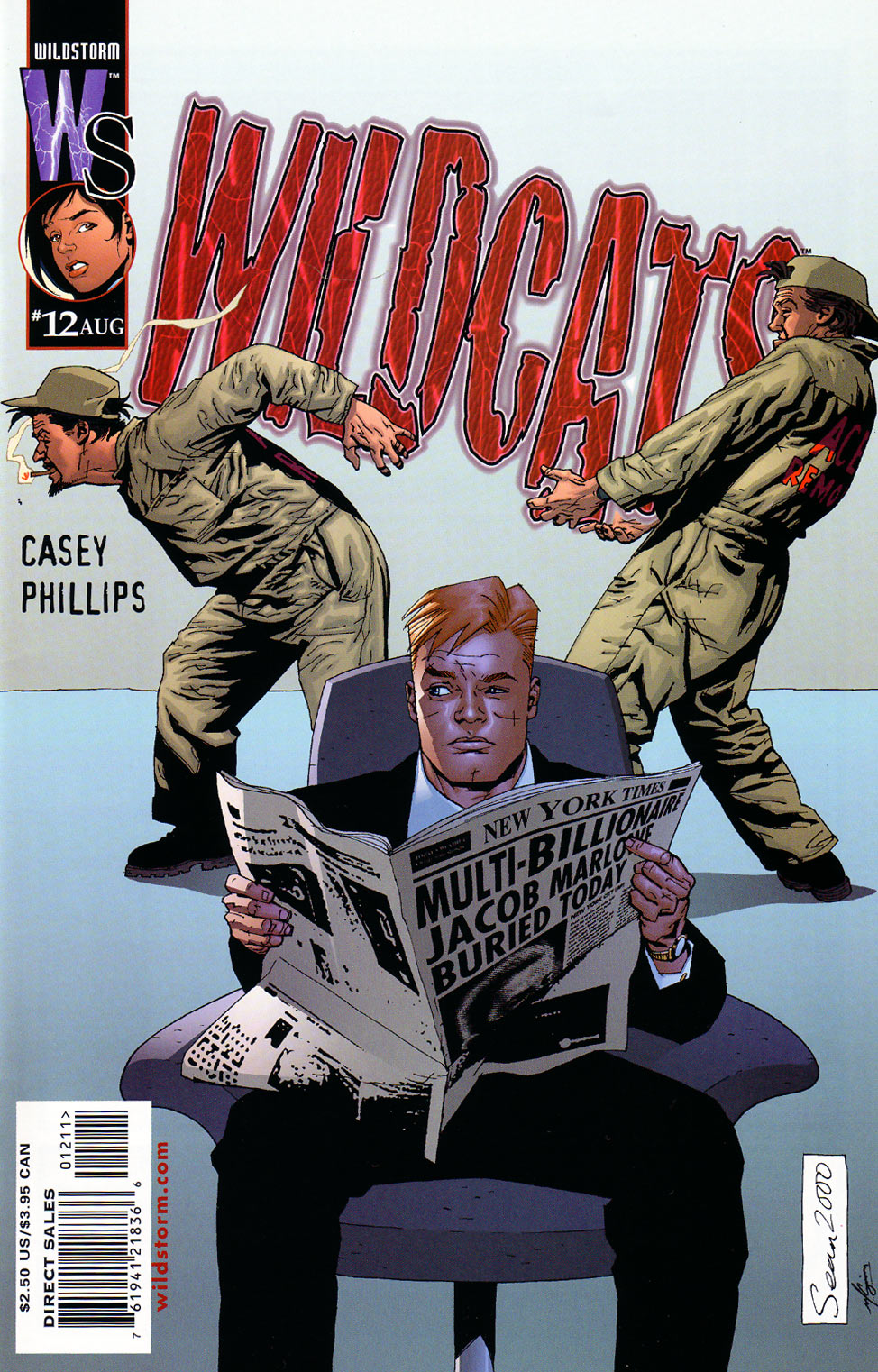 Wildcats (1999) Issue #12 #13 - English 1