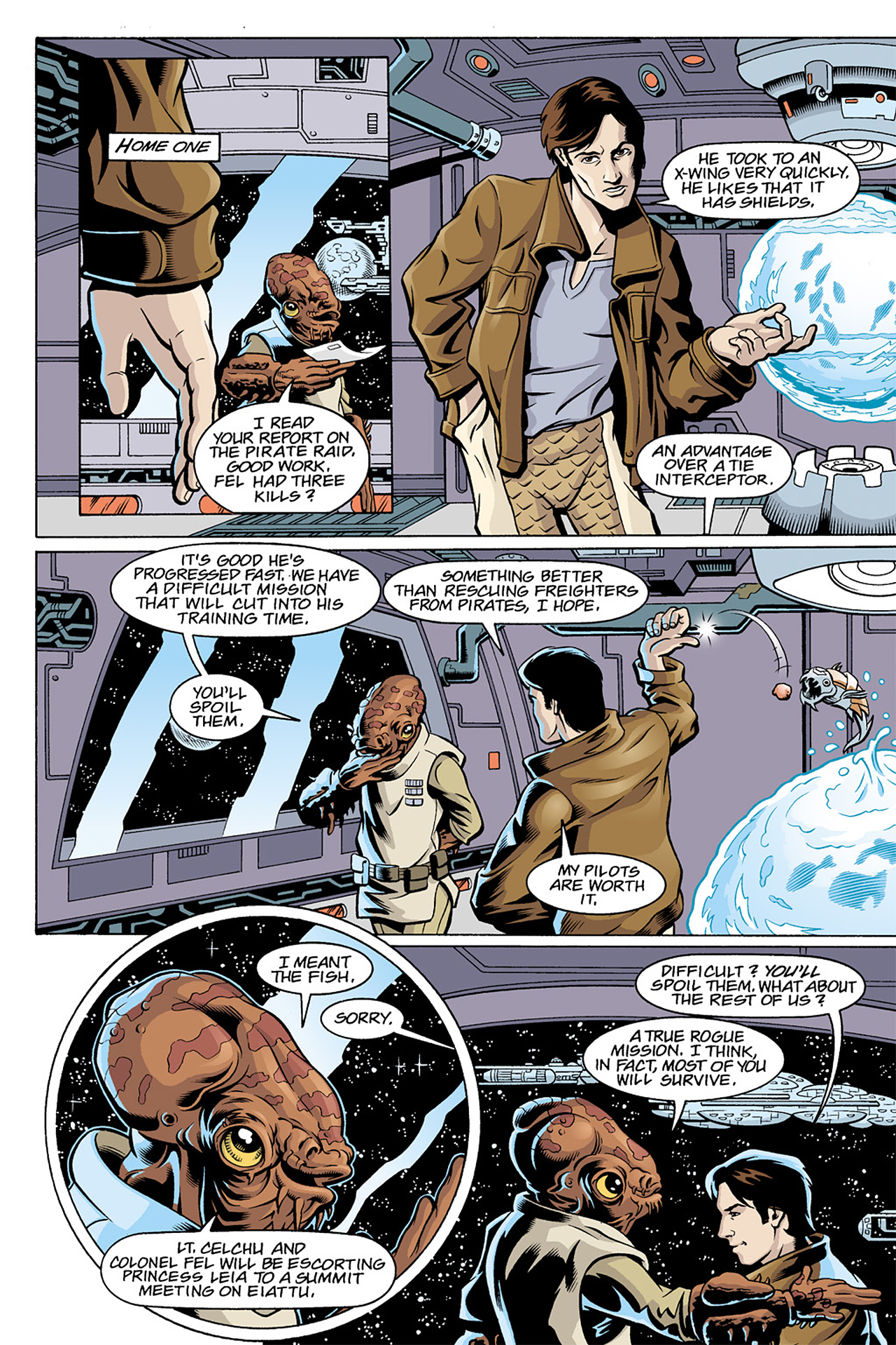 Read online Star Wars Omnibus comic -  Issue # Vol. 3 - 190