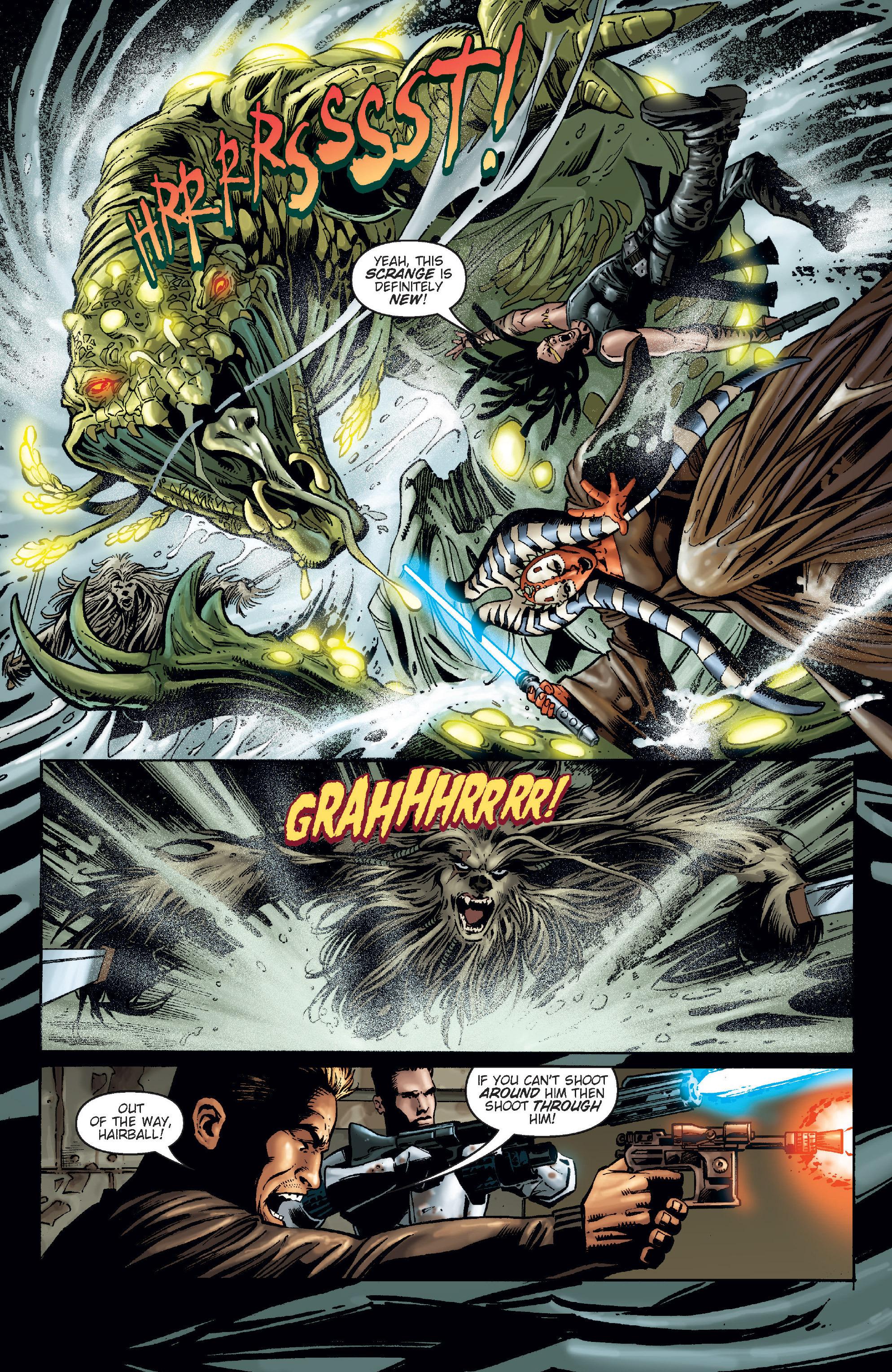Read online Star Wars Omnibus comic -  Issue # Vol. 24 - 205
