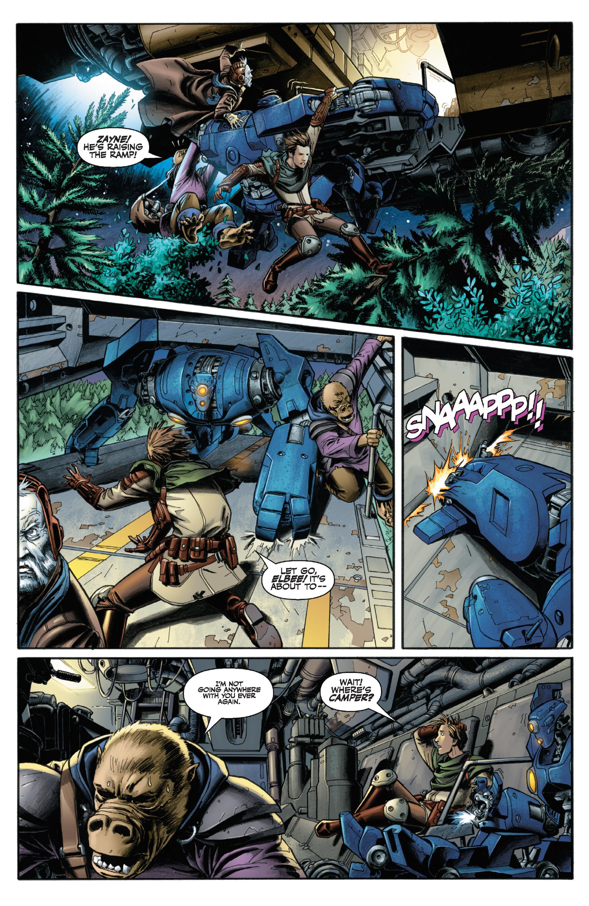 Read online Star Wars Omnibus comic -  Issue # Vol. 29 - 167