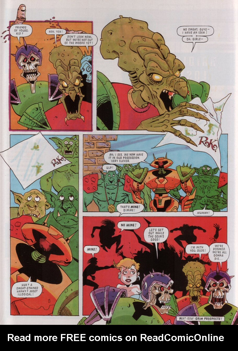Read online Sonic the Comic comic -  Issue #33 - 15