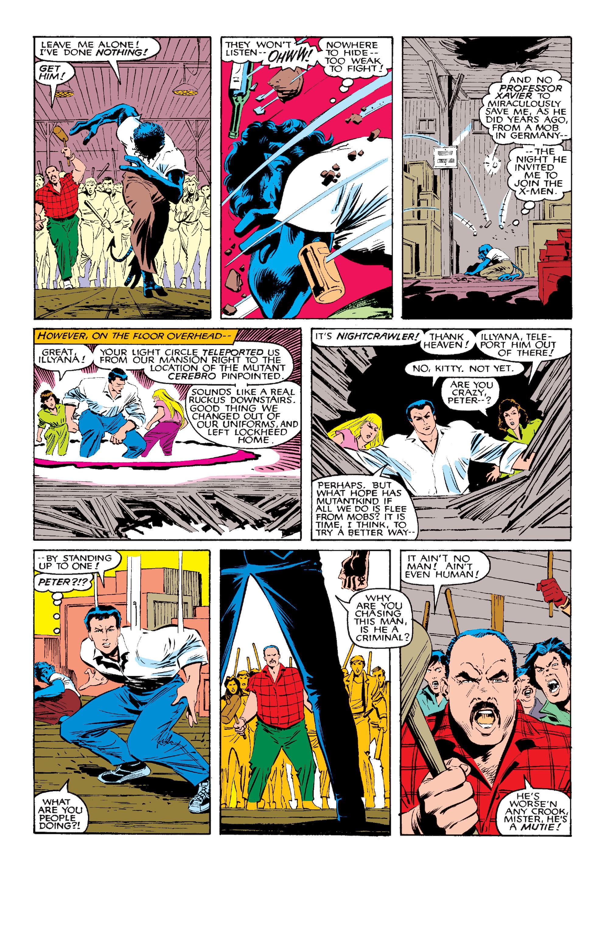 Read online Uncanny X-Men (1963) comic -  Issue #210 - 19
