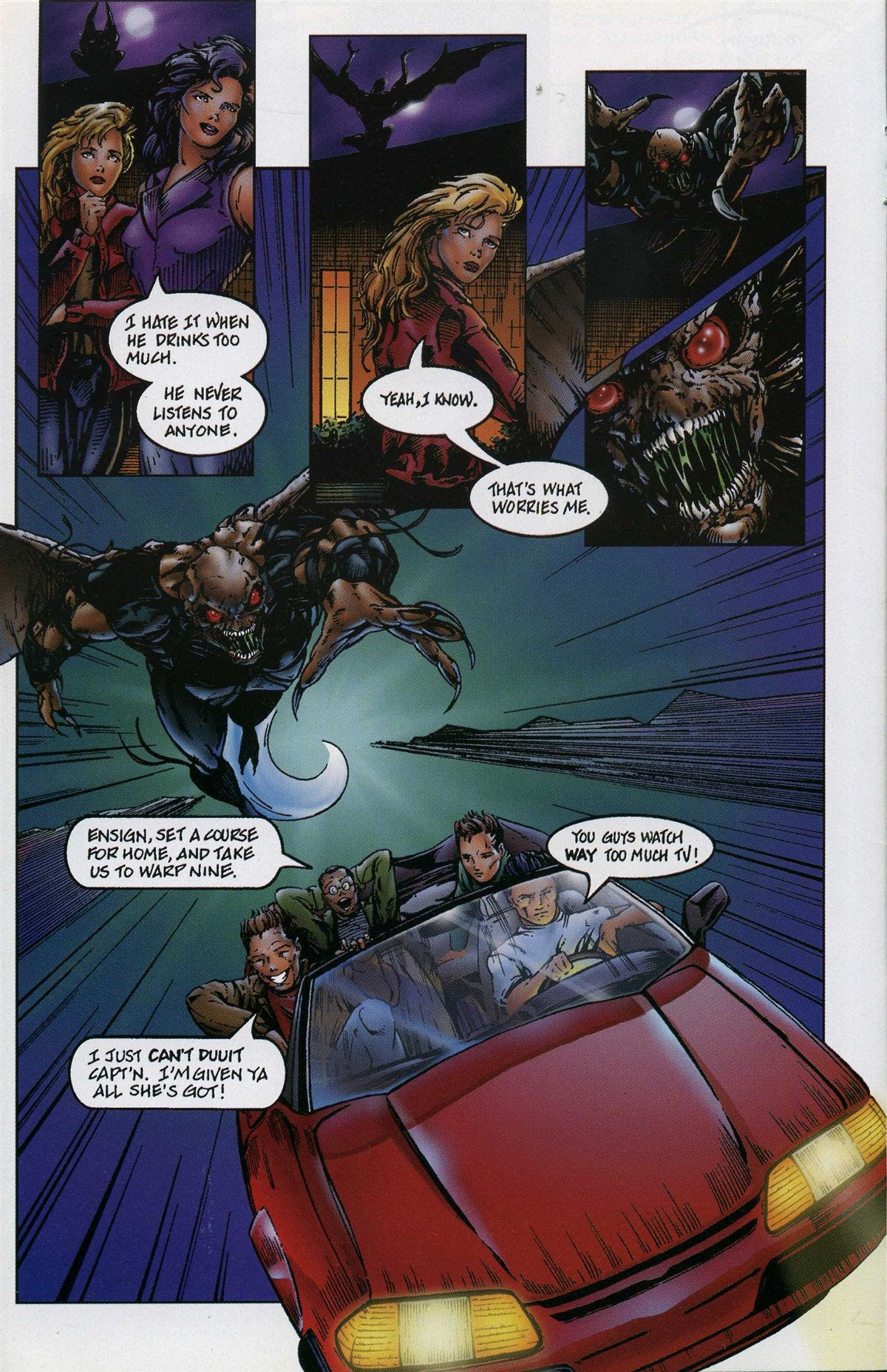 ArchAngels: The Saga issue 1 - Page 13