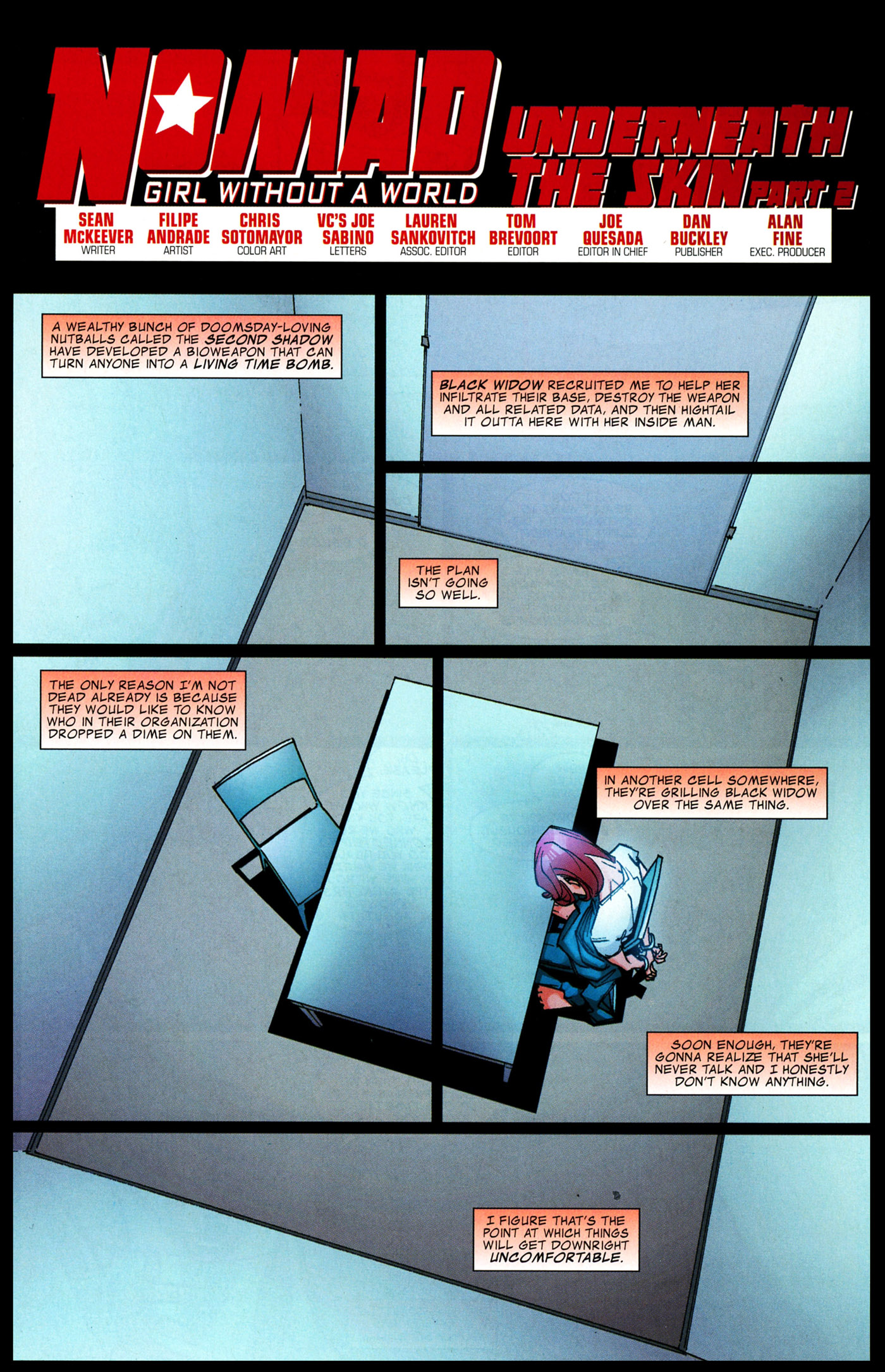 Captain America (1968) 612 Page 23