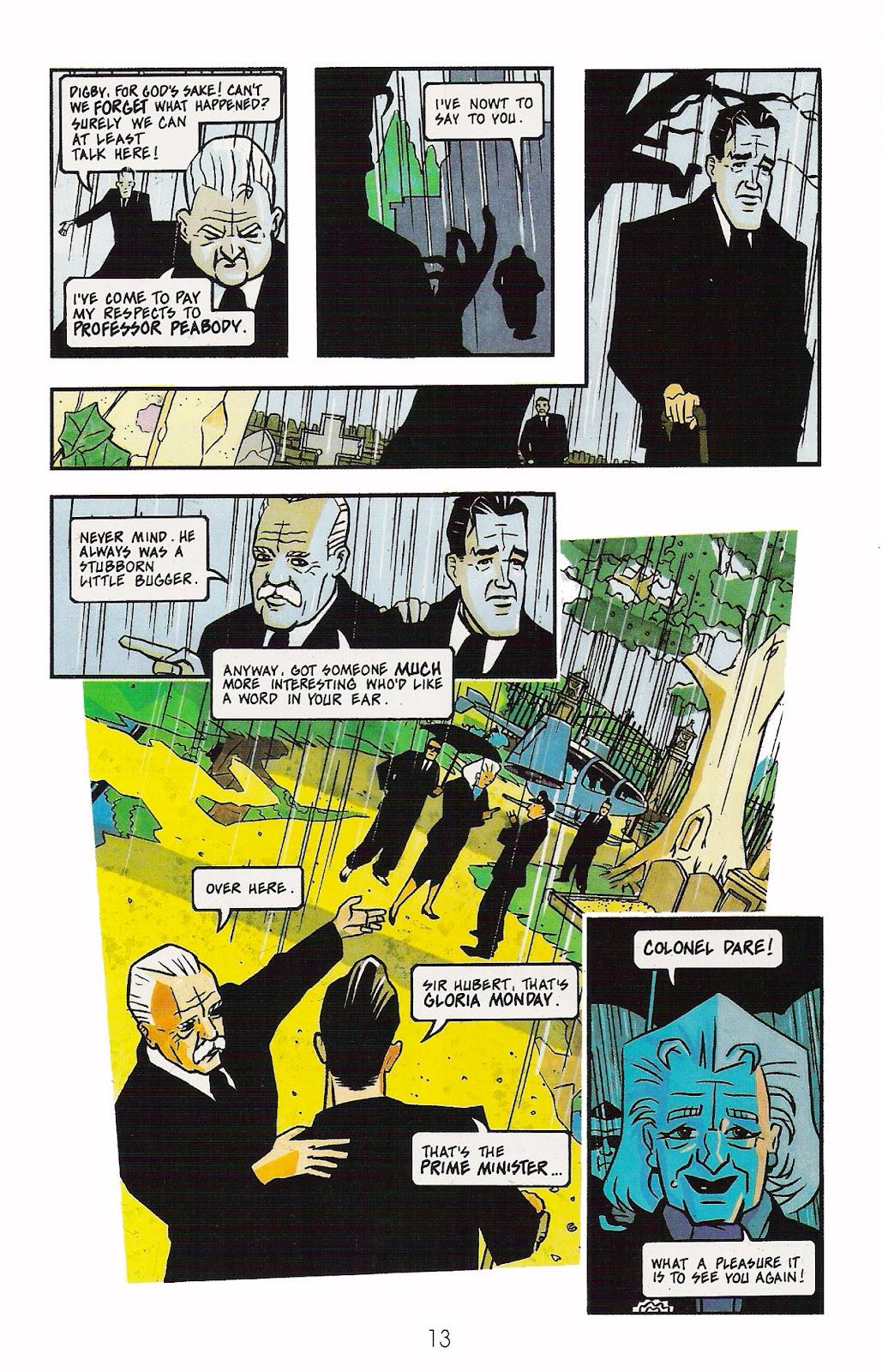 Read online Dare comic -  Issue #1 - 15
