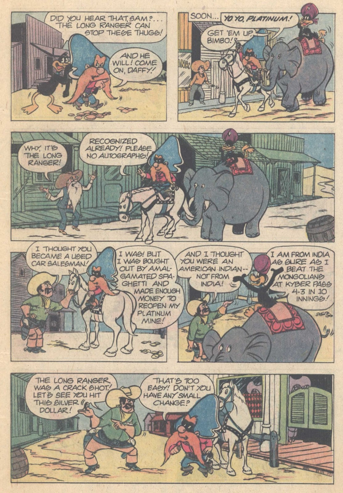 Yosemite Sam and Bugs Bunny issue 45 - Page 5