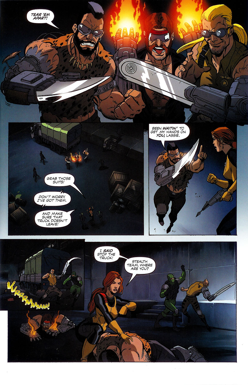 G.I. Joe vs. The Transformers II Issue #1 #2 - English 5