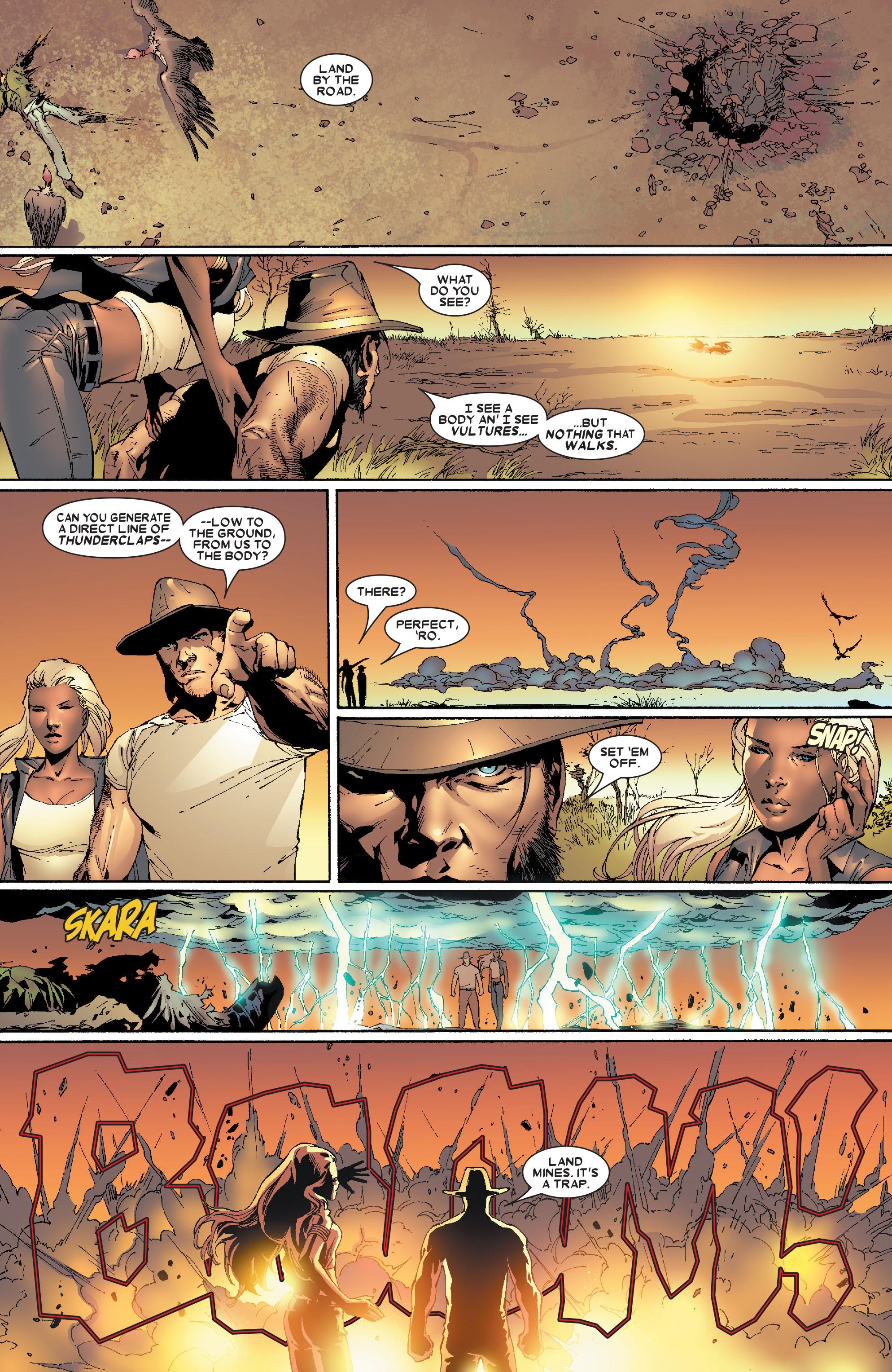 Read online Uncanny X-Men (1963) comic -  Issue #471 - 3