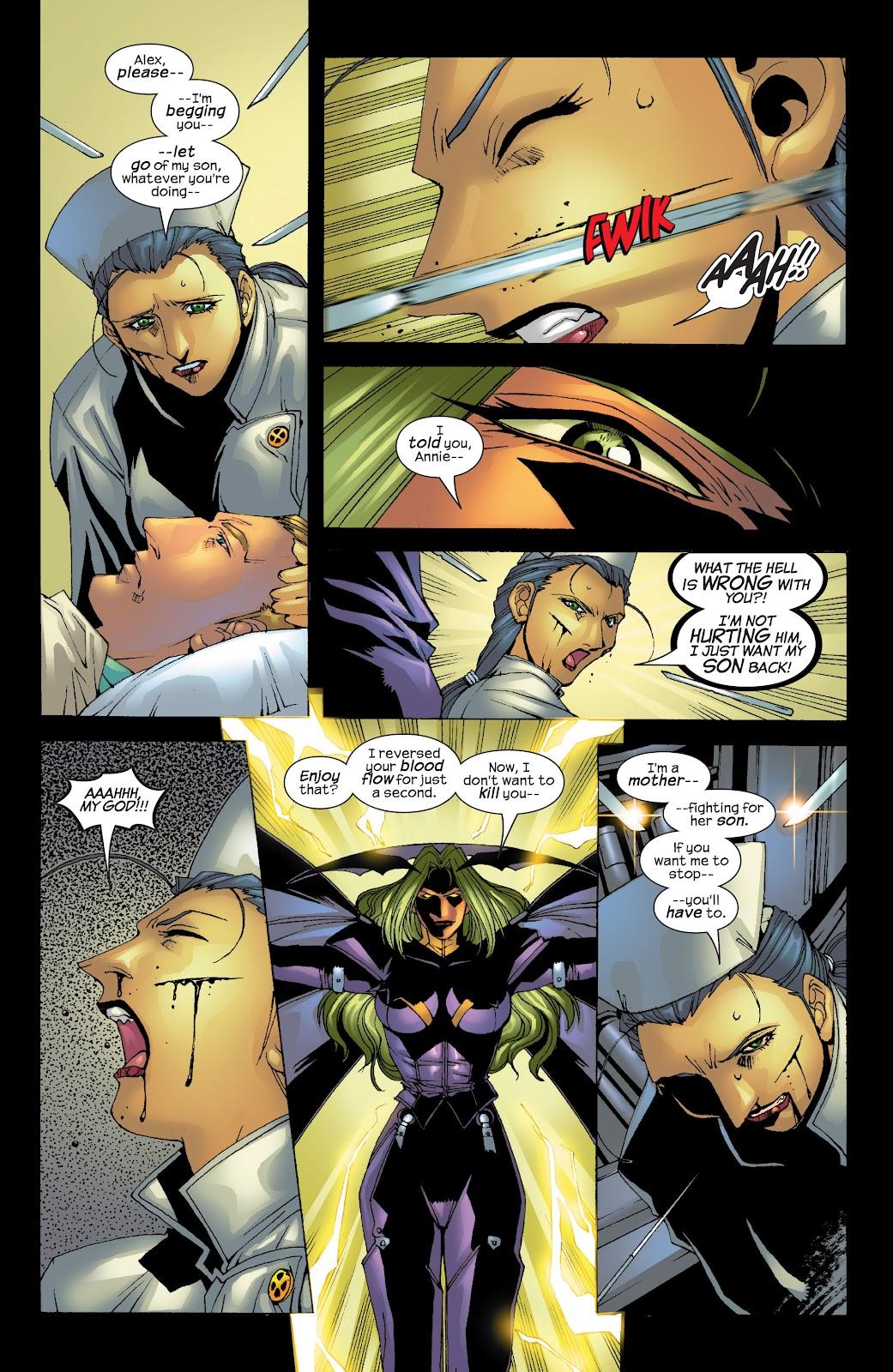Uncanny X-Men (1963) issue 418 - Page 15