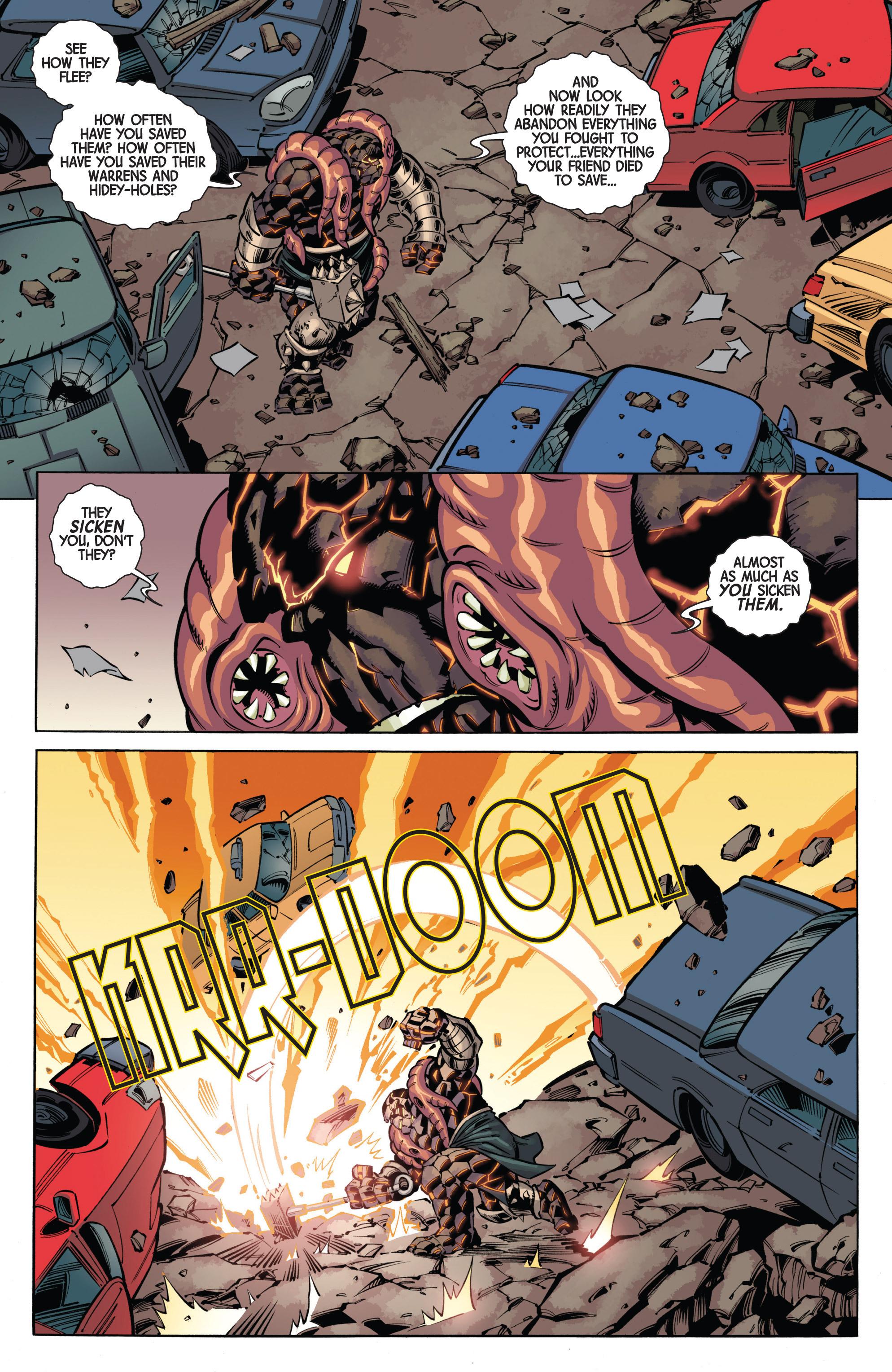Read online Fear Itself: FF comic -  Issue # Full - 16