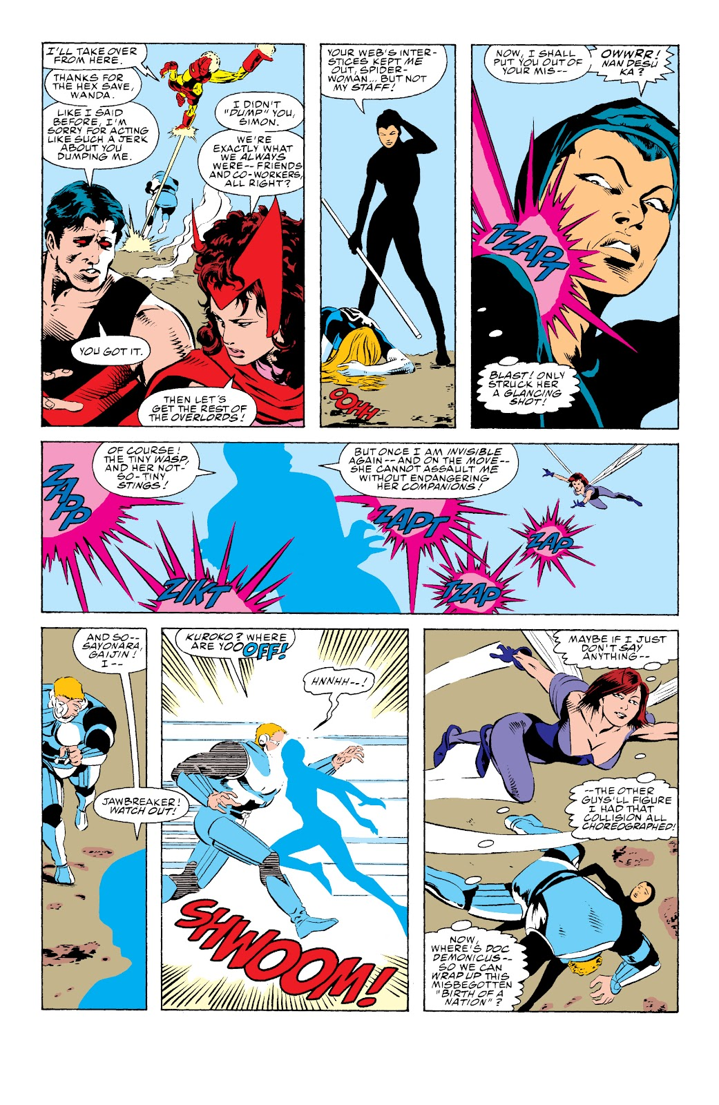 Avengers West Coast (1989) issue 74 - Page 13