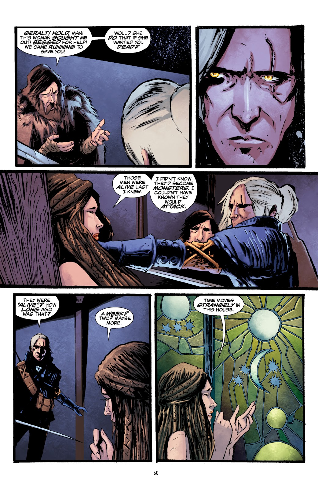 Read online The Witcher Omnibus comic -  Issue # TPB (Part 1) - 59