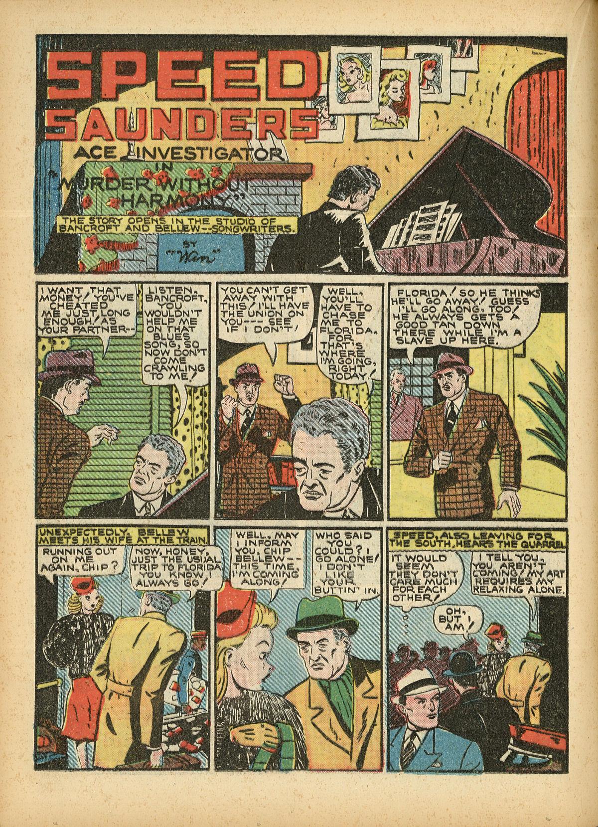 Read online Detective Comics (1937) comic -  Issue #55 - 36