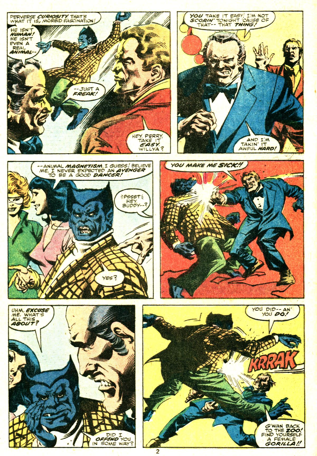 The Avengers (1963) 178 Page 2