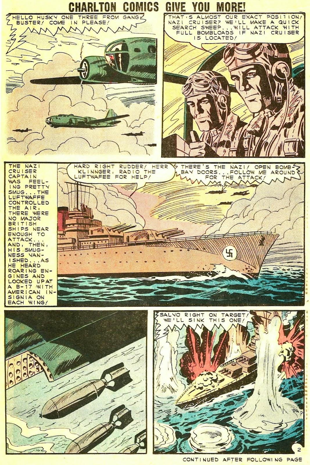Read online Fightin' Navy comic -  Issue #115 - 21