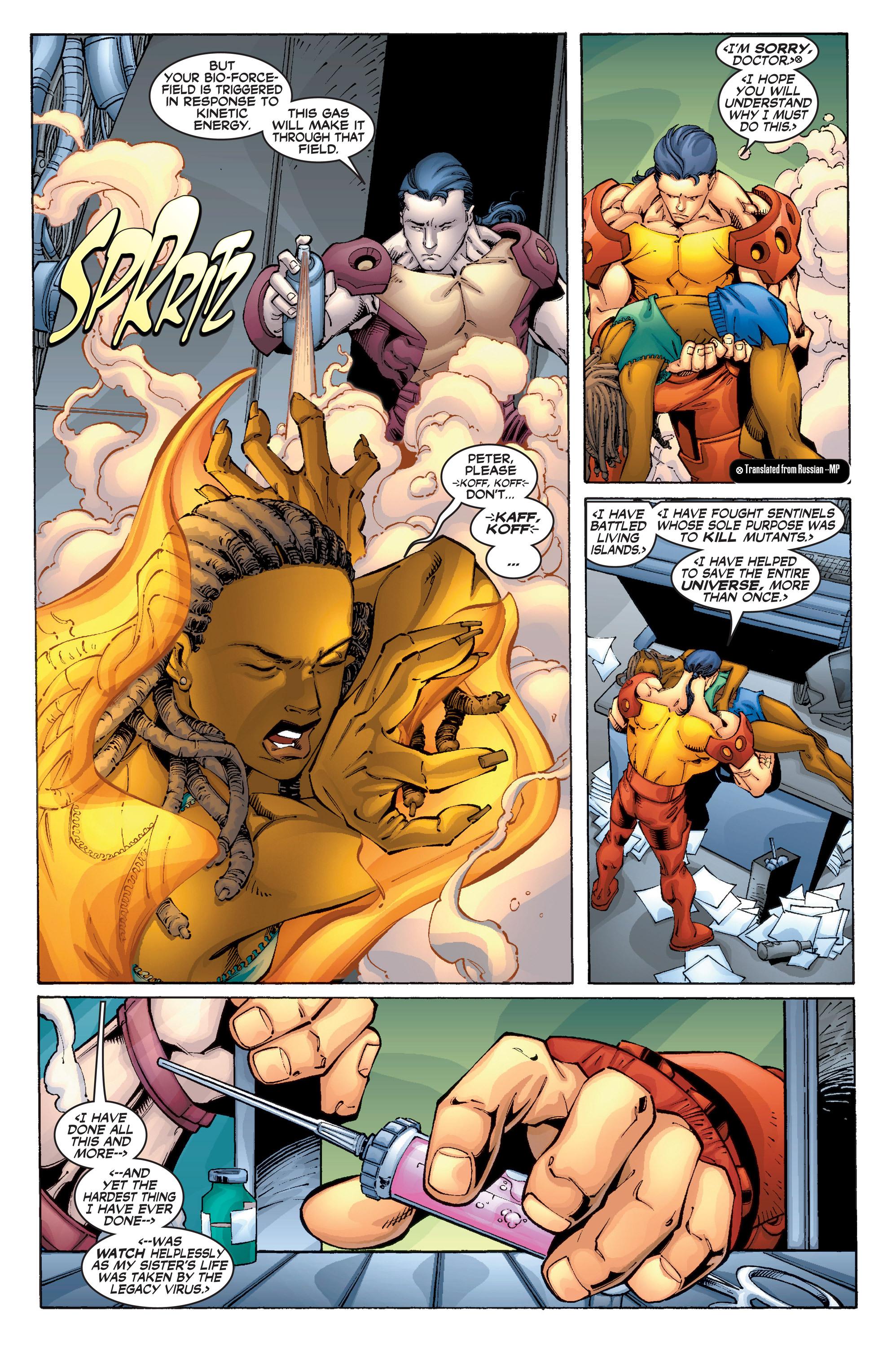Read online Uncanny X-Men (1963) comic -  Issue #390 - 16