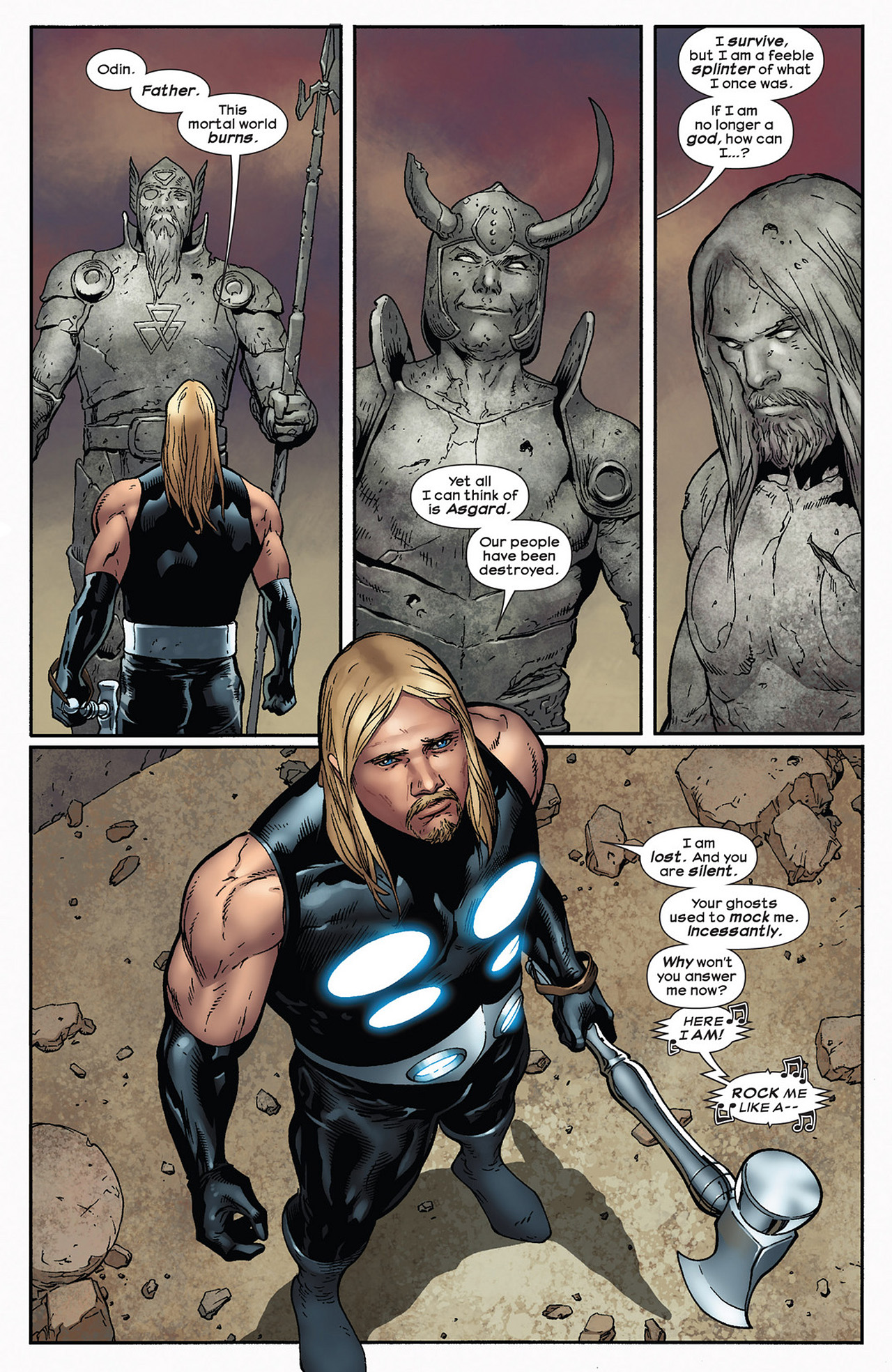 Read online Ultimate Comics Ultimates comic -  Issue #13 - 14