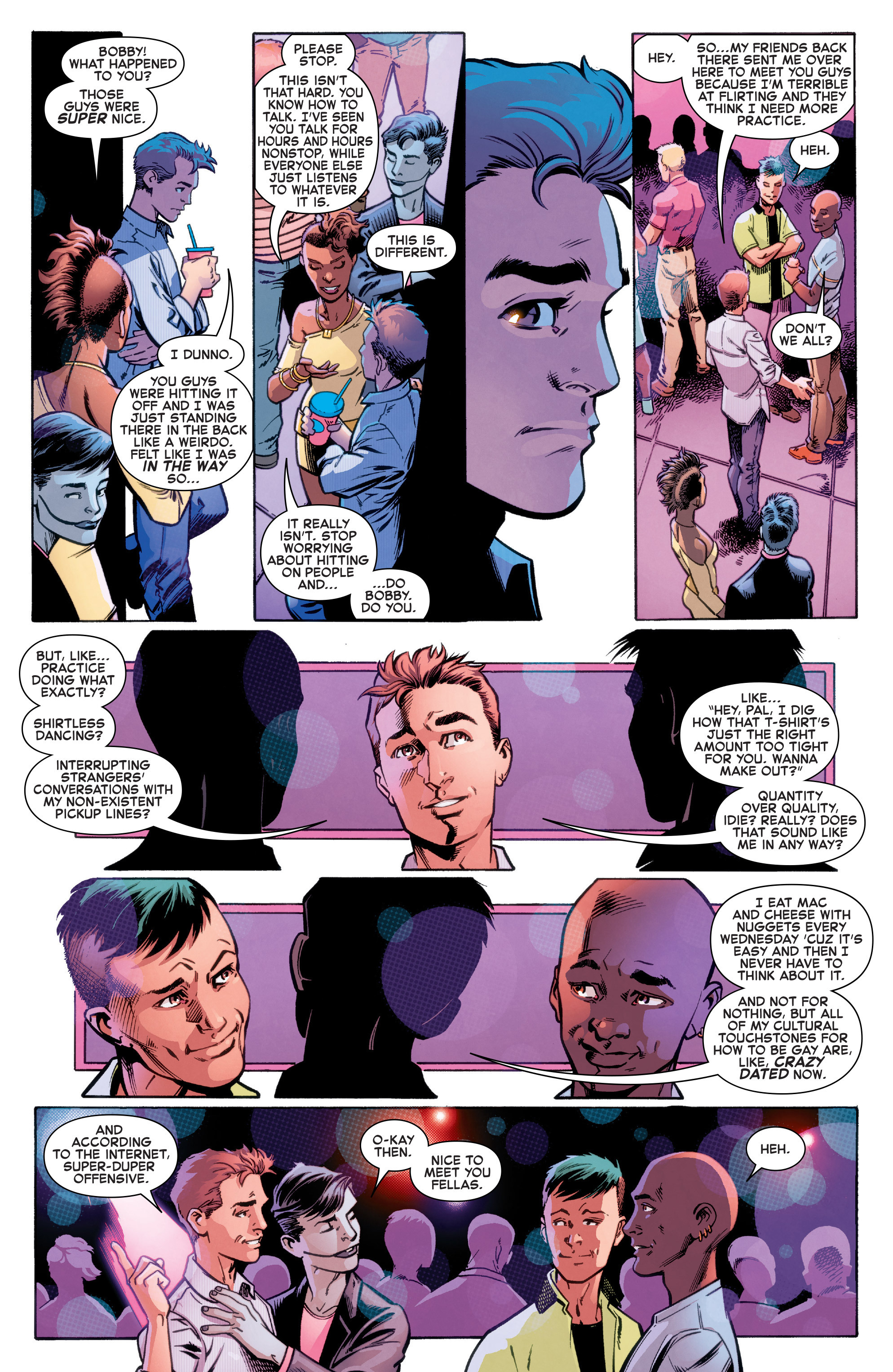Read online All-New X-Men (2016) comic -  Issue #13 - 6