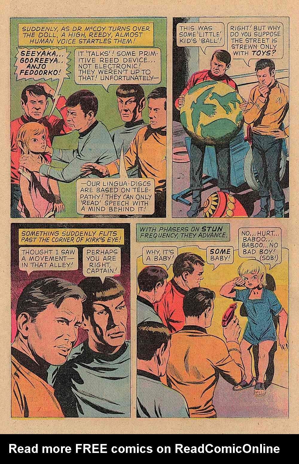 Star Trek (1967) issue 42 - Page 4