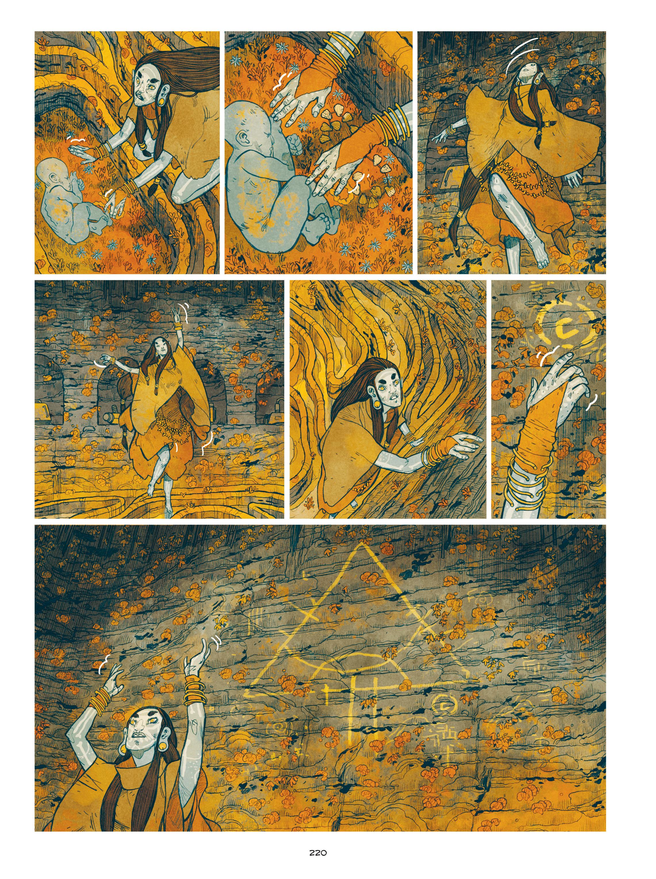 Read online Shangri-La comic -  Issue # Full - 220