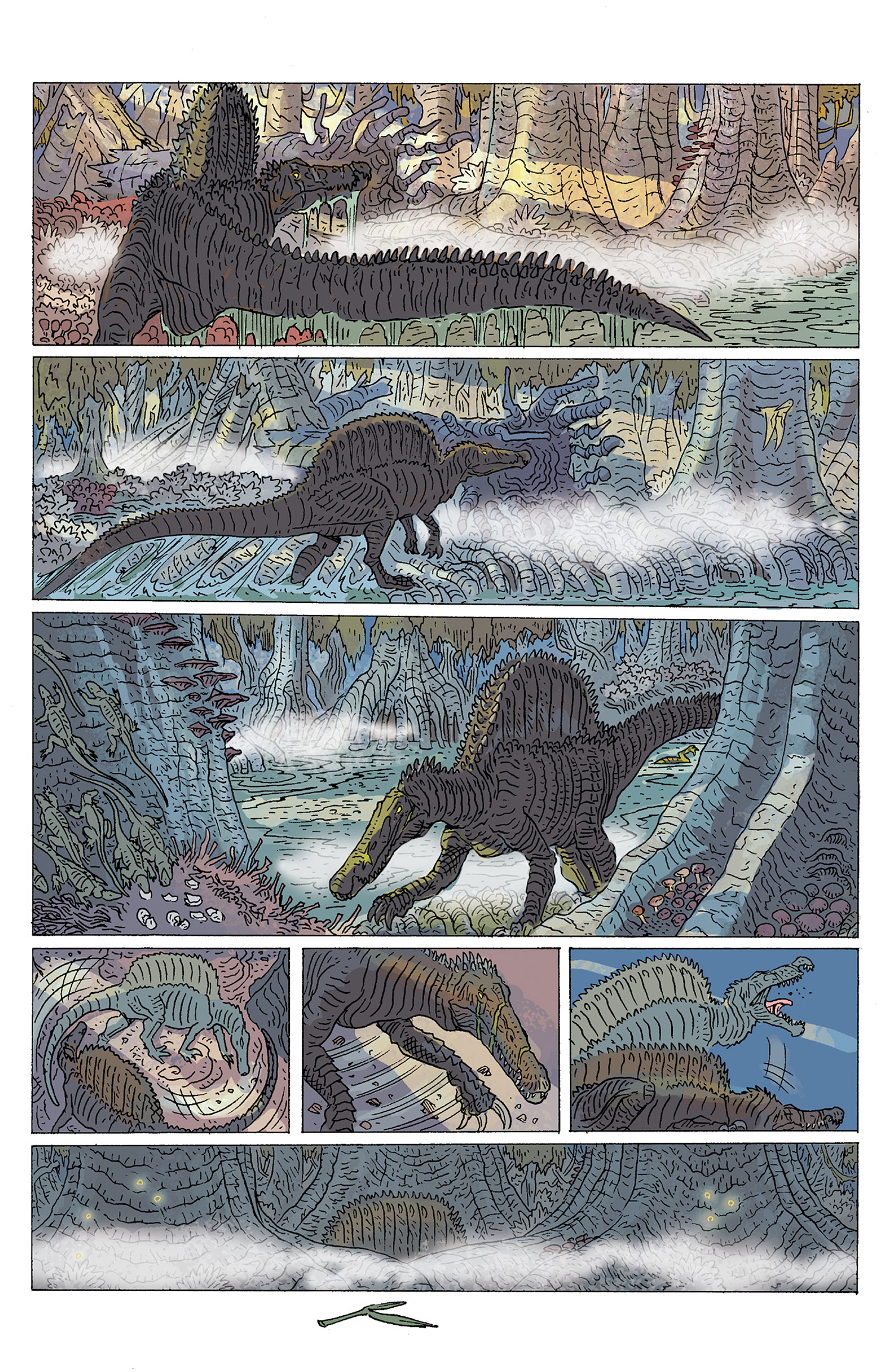 Read online Age of Reptiles: Ancient Egyptians comic -  Issue #1 - 15