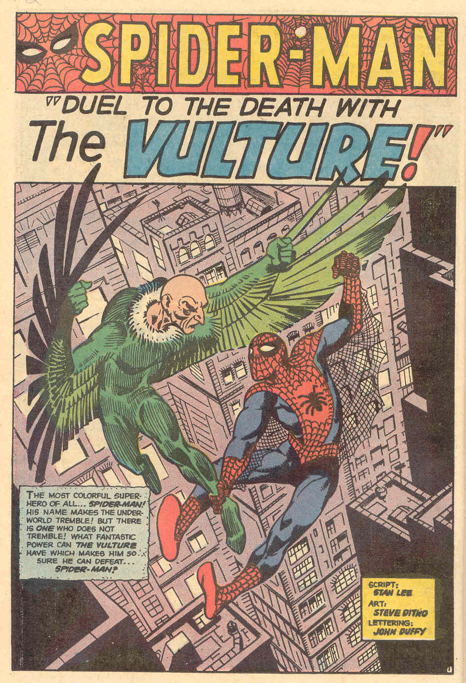 The Amazing Spider-Man (1963) _Annual_7 Page 12