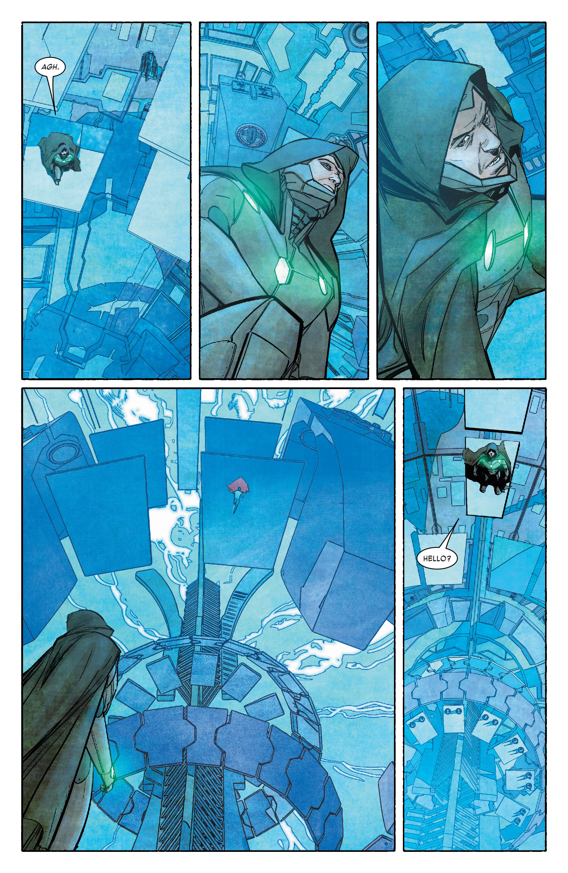 Read online Infamous Iron Man comic -  Issue #8 - 19