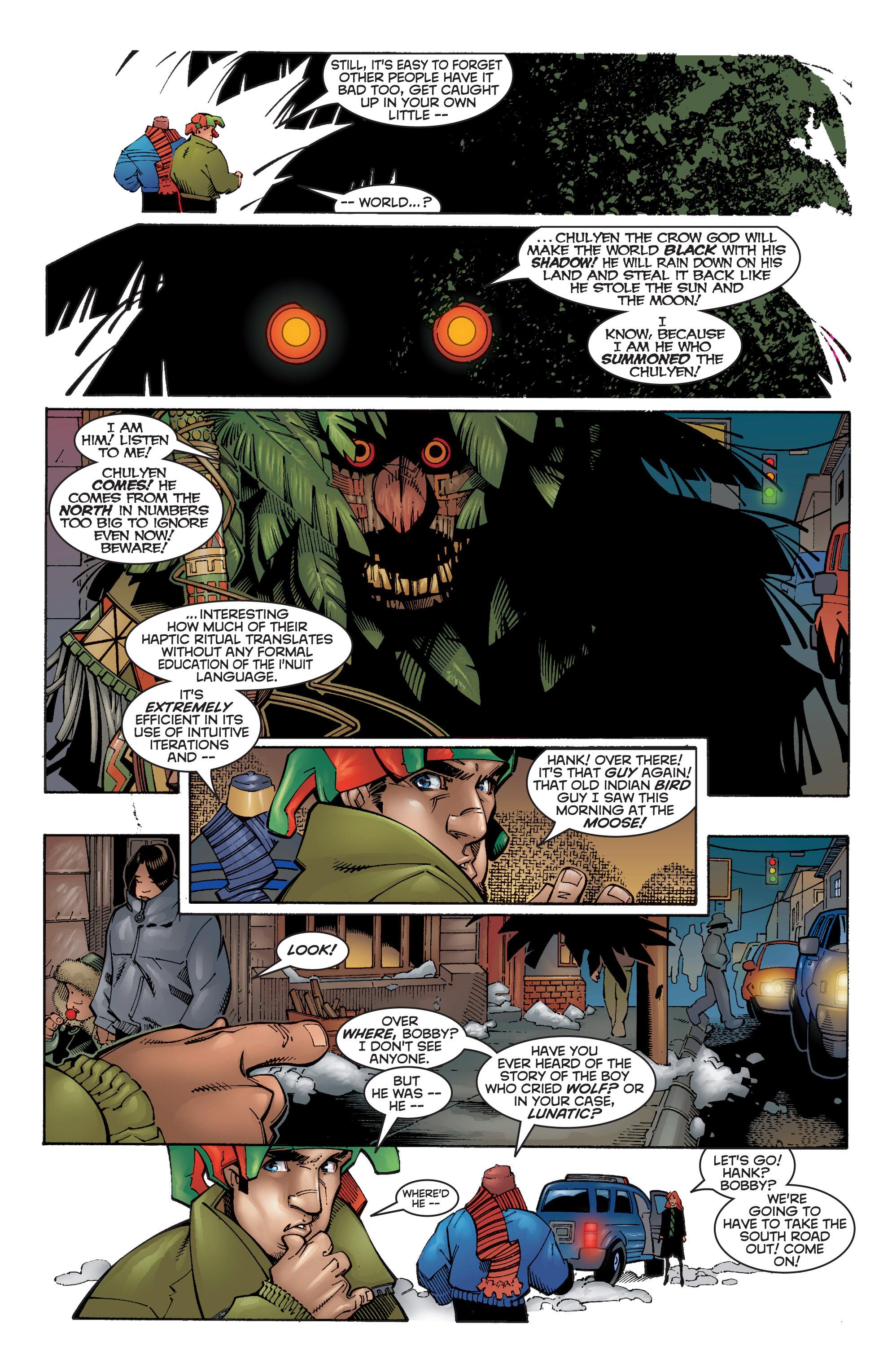 Read online Uncanny X-Men (1963) comic -  Issue #356 - 21