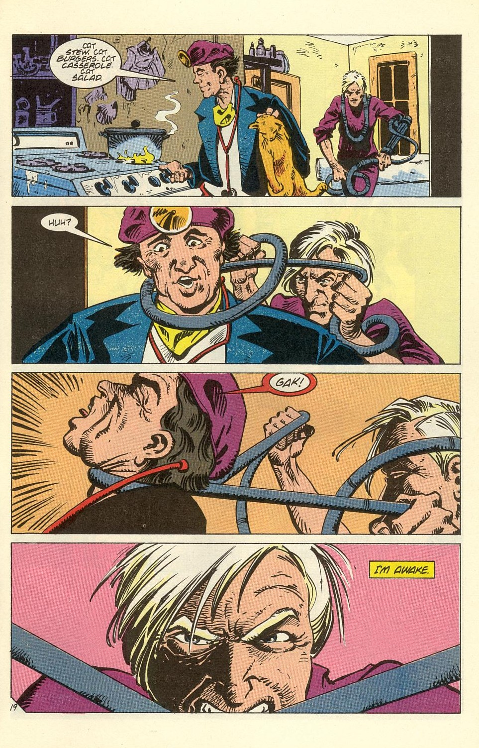 Read online American Flagg! comic -  Issue #40 - 25