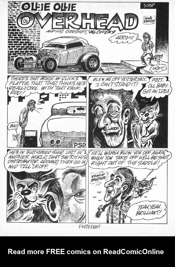 Drag Cartoons issue 6 - Page 48