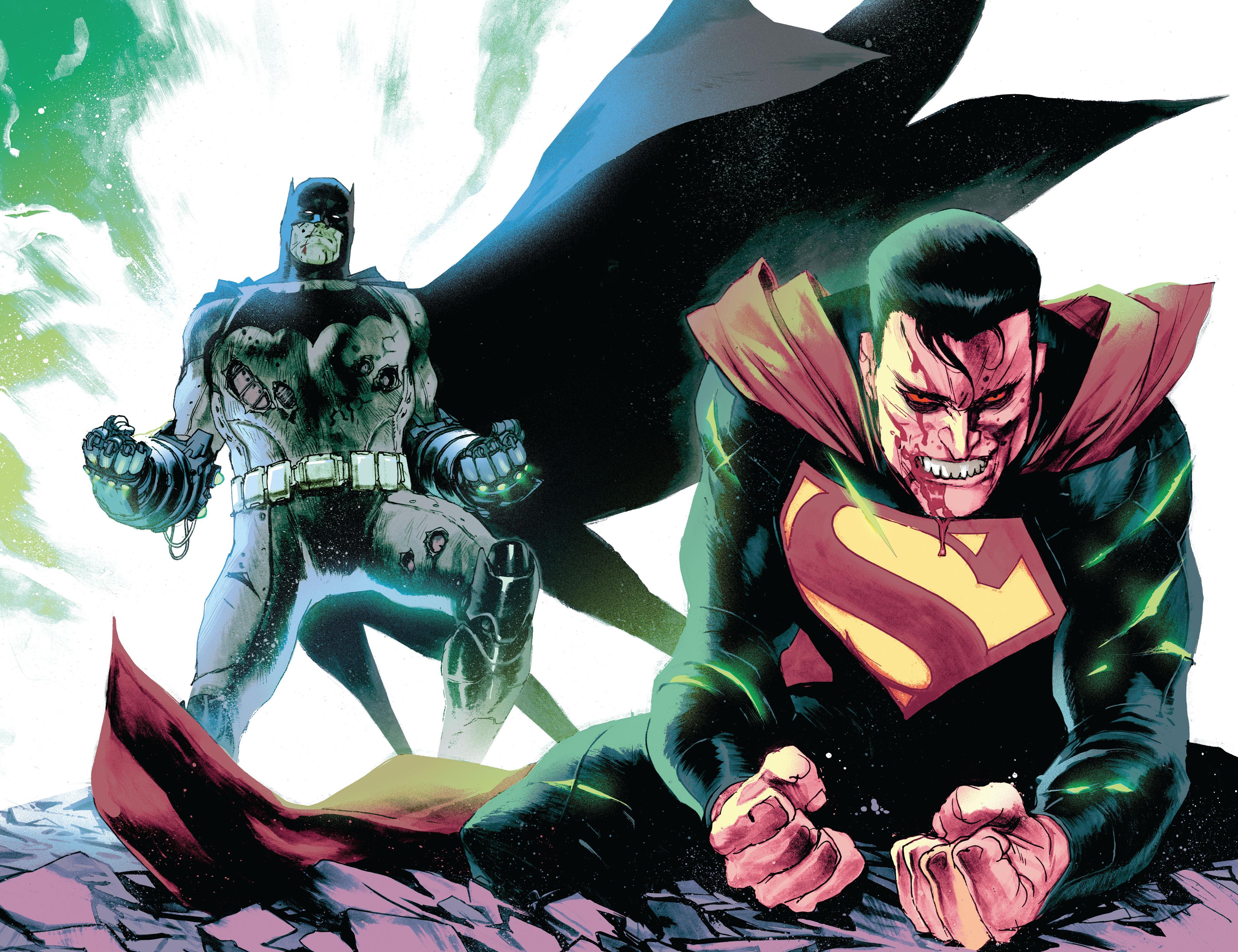 Read online Batman (2011) comic -  Issue # _TPB 9 - 159