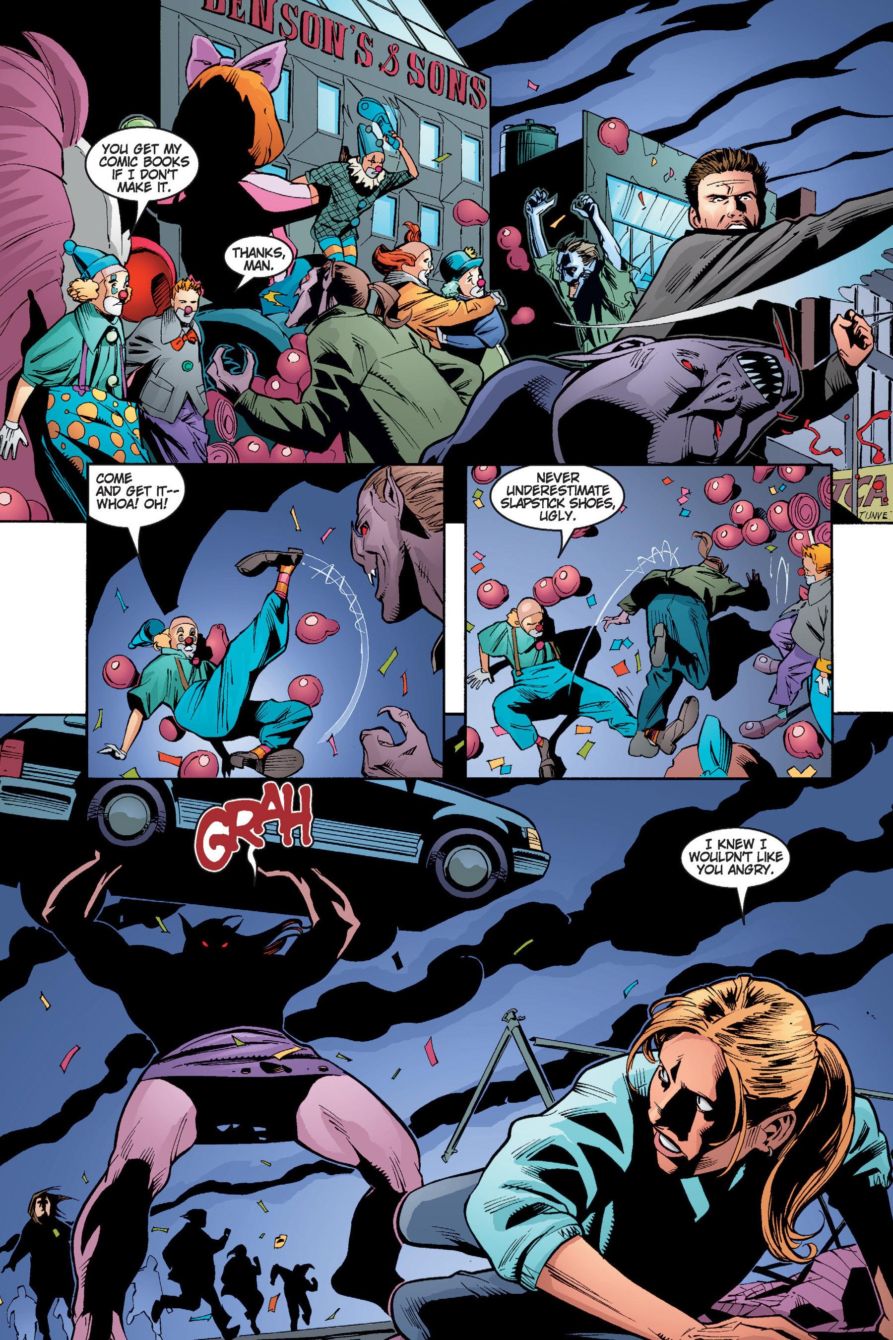 Read online Buffy the Vampire Slayer: Omnibus comic -  Issue # TPB 4 - 201