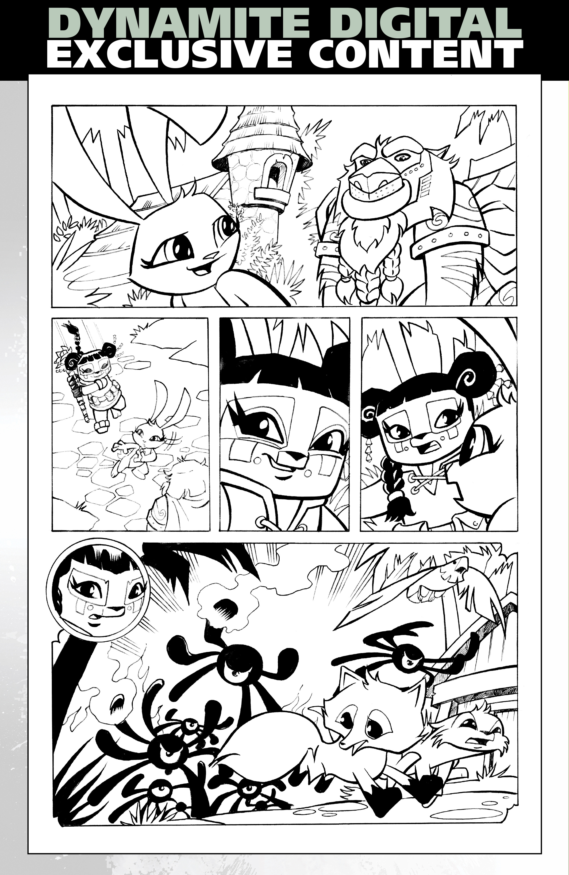 Read online Free Comic Book Day 2017 comic -  Issue # Animal Jam - 25