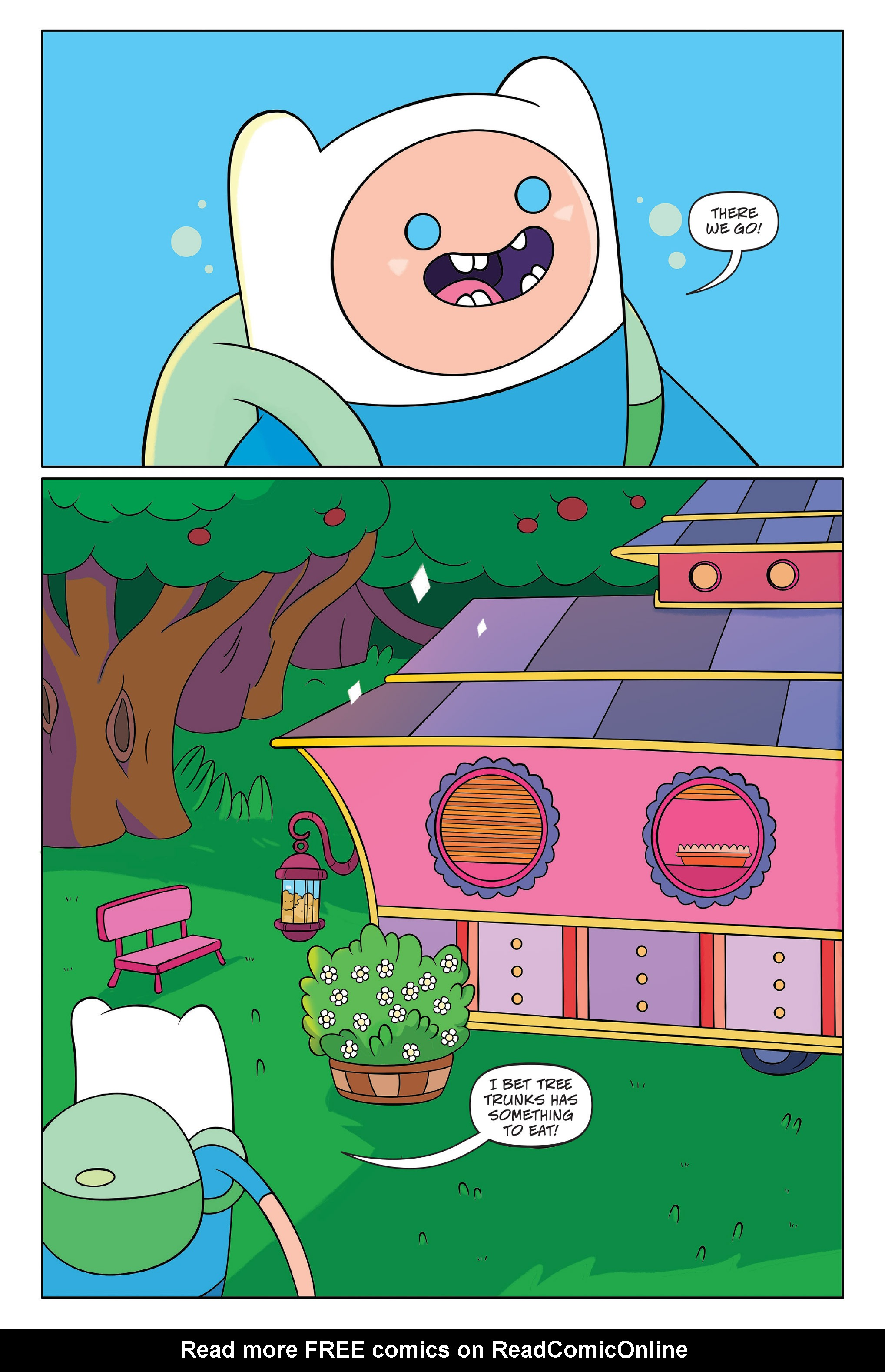 Read online Adventure Time comic -  Issue #Adventure Time _TPB 7 - 101