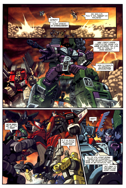 Read online Transformers Armada comic -  Issue #18 - 7