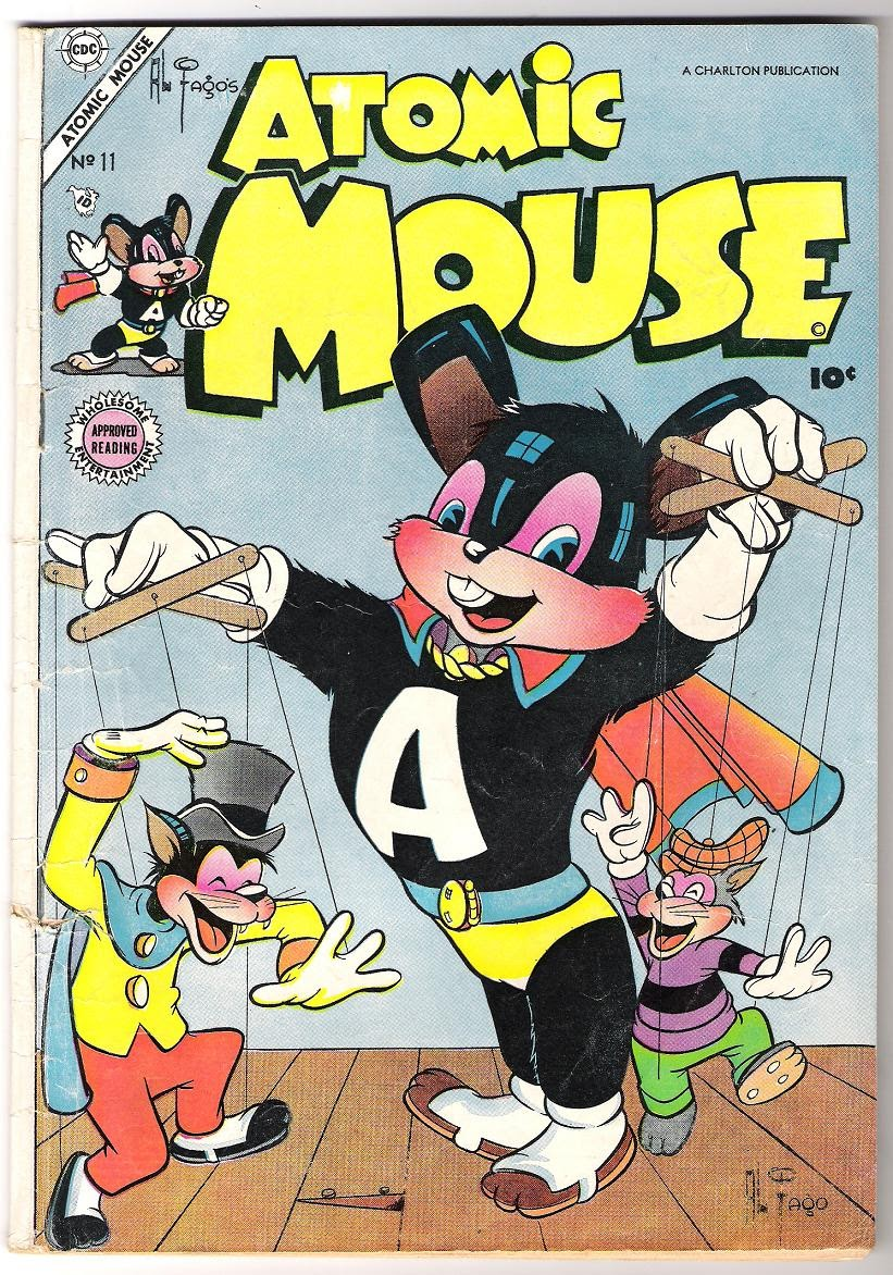 Atomic Mouse 11 Page 1